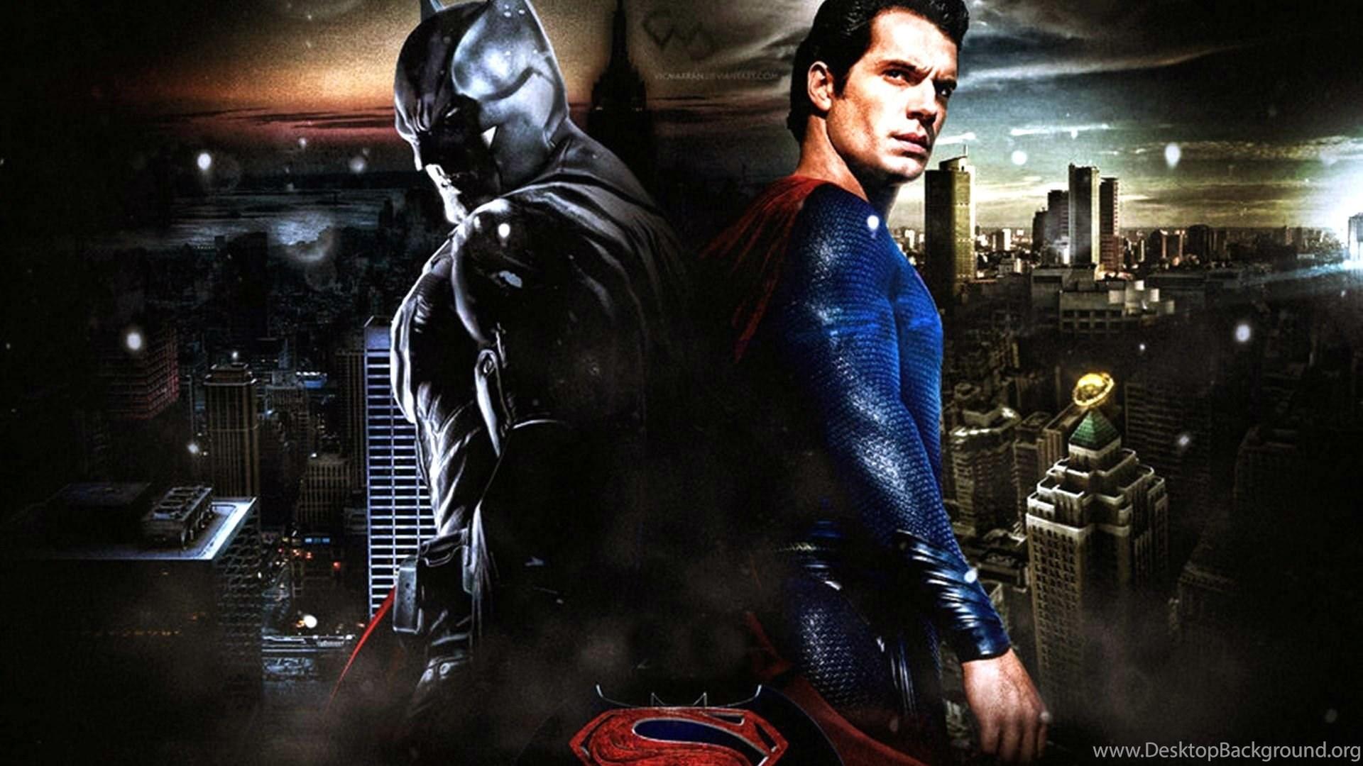 Batman V Superman Dawn Of Justice Wallpapers Desktop Background