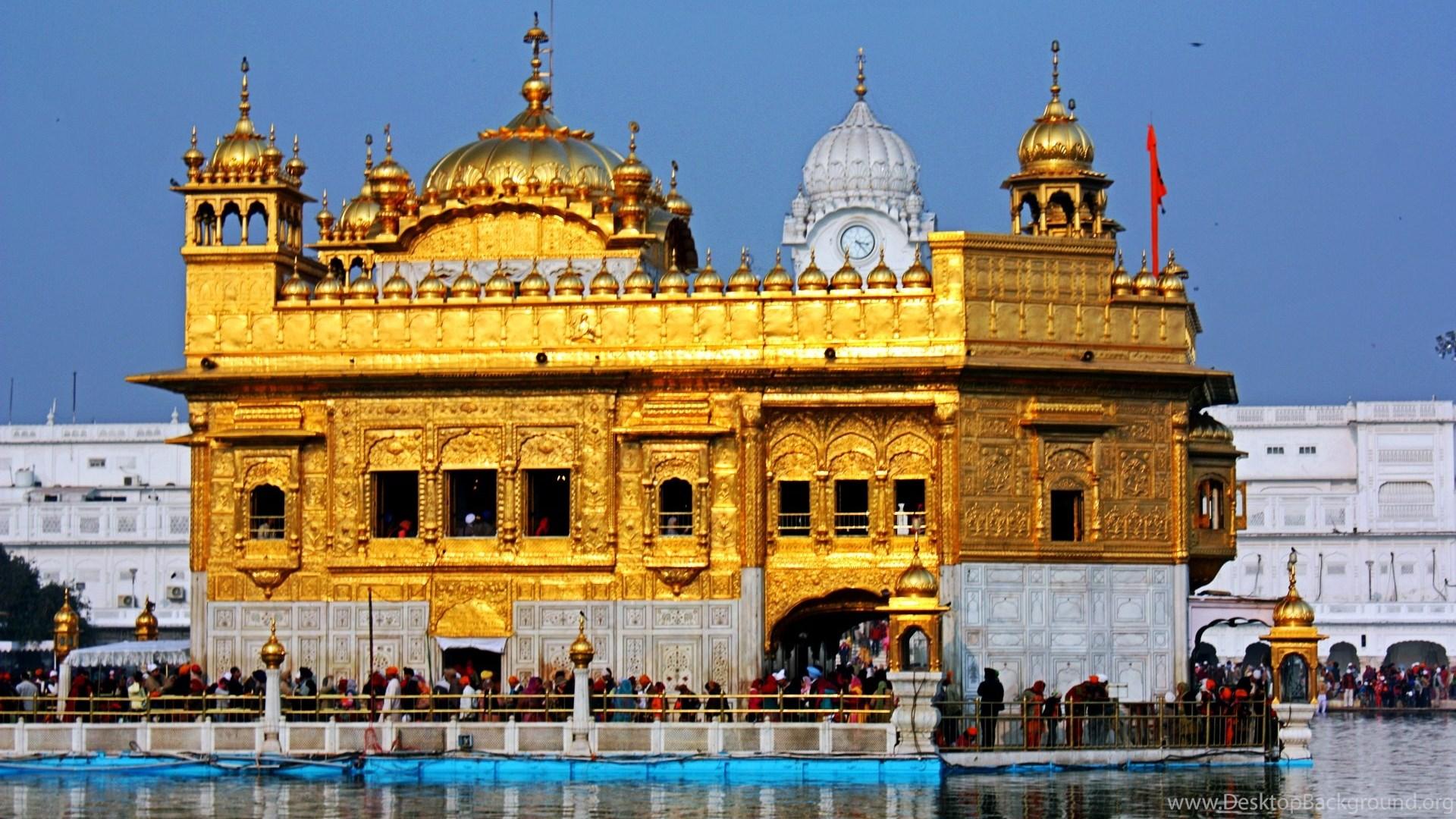 Golden Temple Amritsar Pictures Download Desktop Background