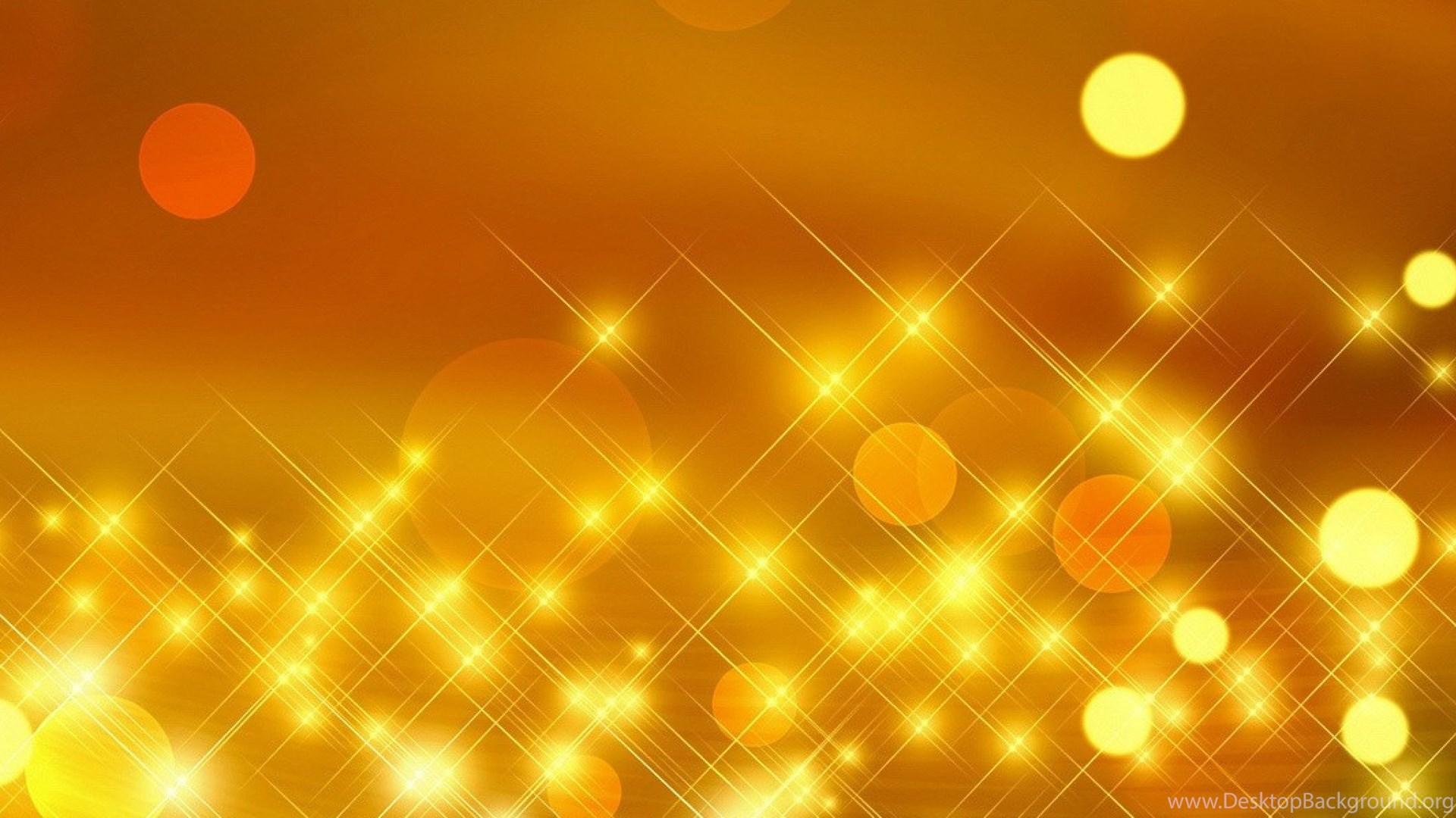 shiny gold color wallpaper desktop background