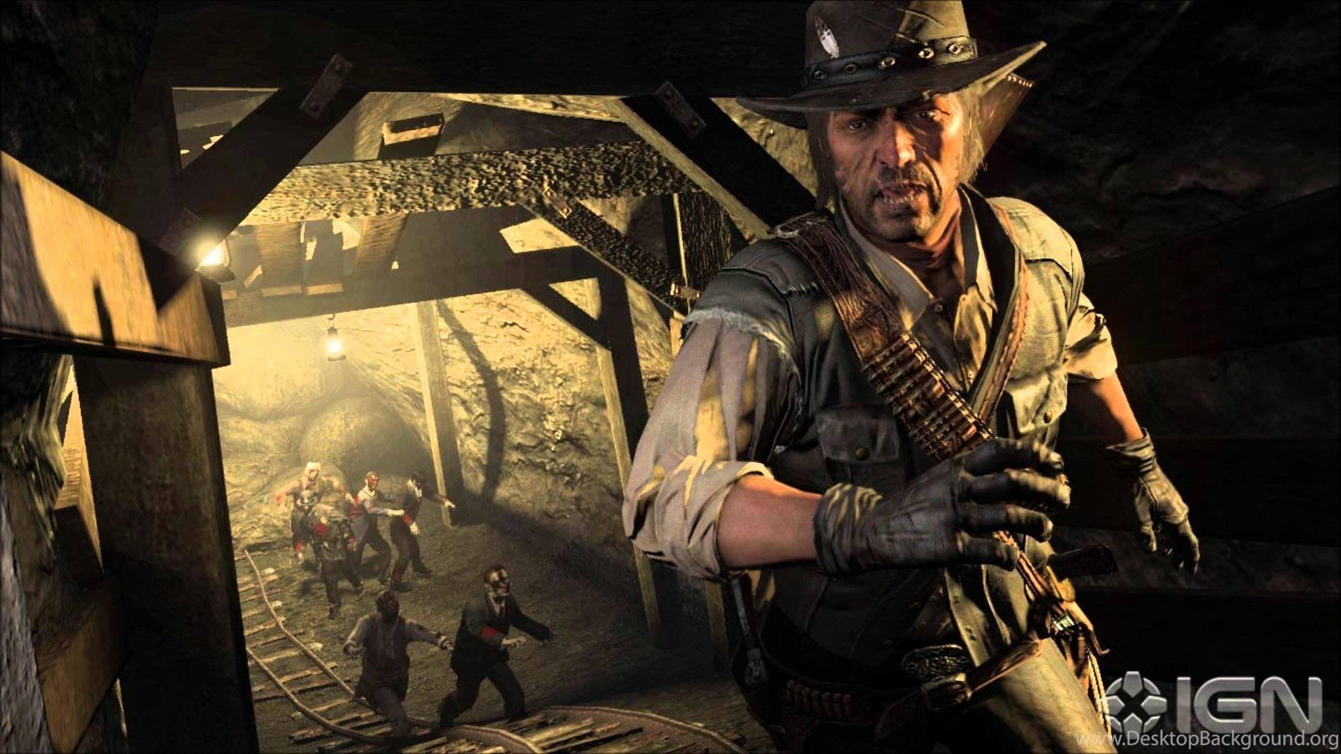 Red Dead Redemption Undead Nightmare Ost 24 Gaptooth Breach