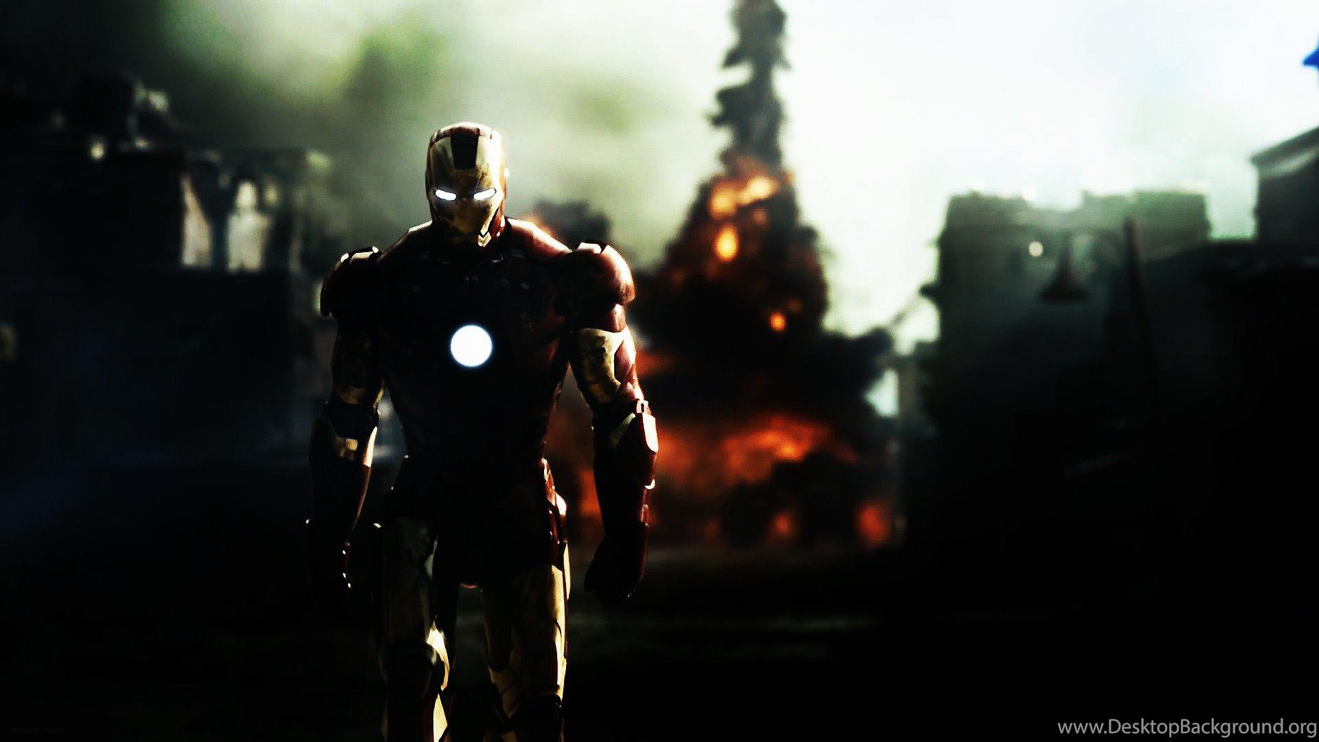 Iron Man Avengers Full Hd Wallpapers Nekeran Com Desktop Background