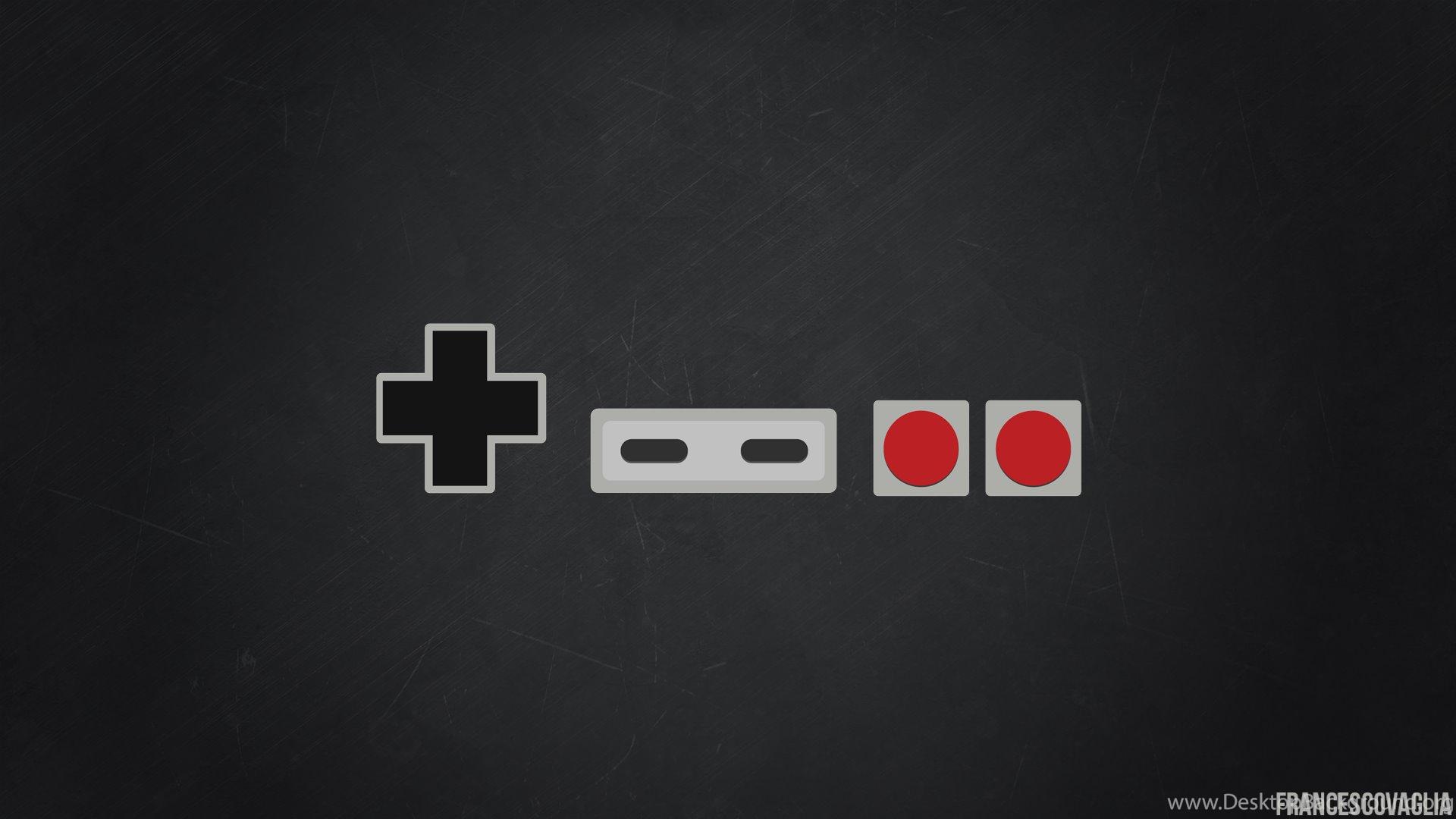 Nintendo nes controller minimal wallpapers 1080p by - Nes wallpaper ...