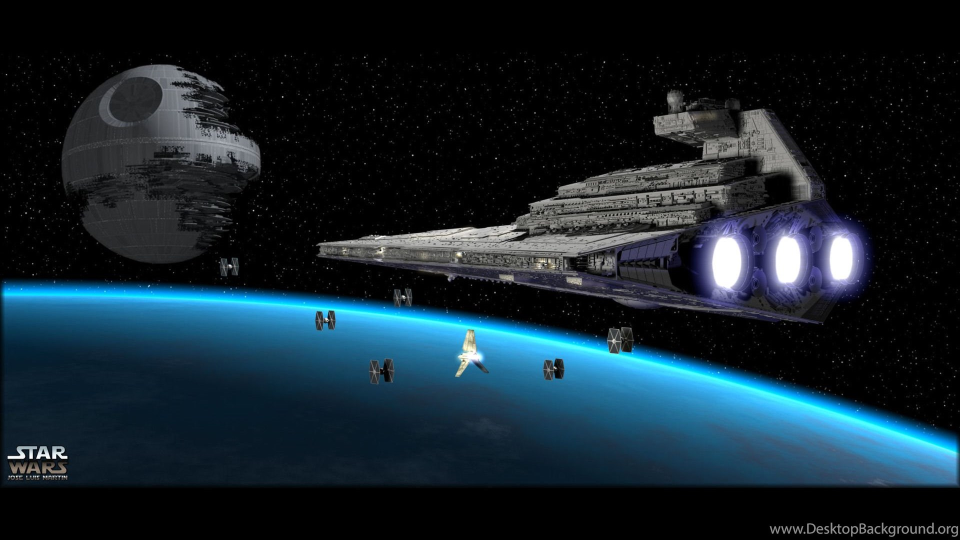 Star Wars Desktop Backgrounds Widescreen Hd Wallpapers Desktop Background