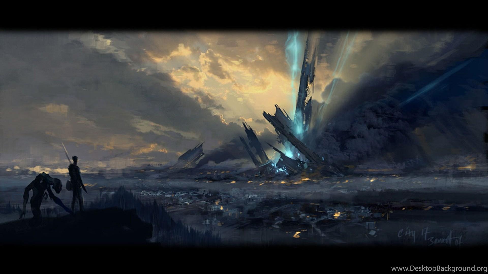 Half Life 2 Wallpapers Desktop Background