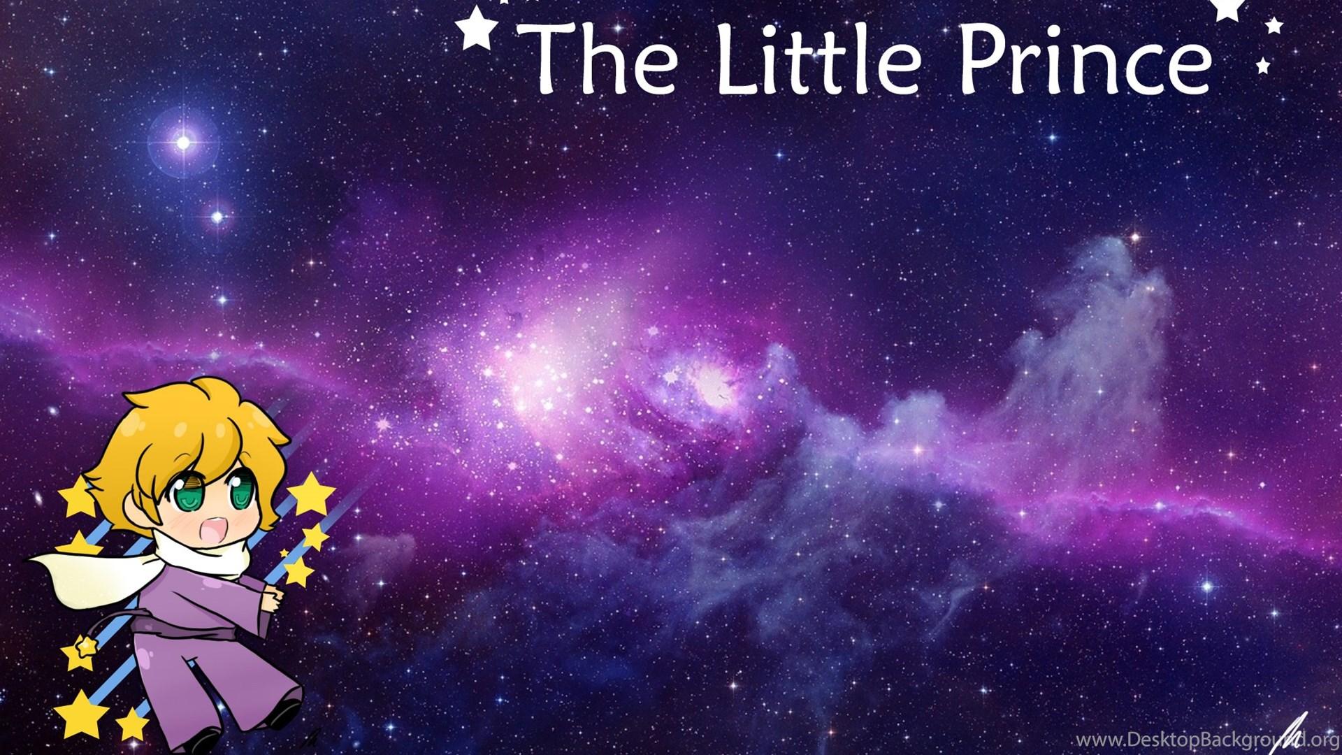 Little Prince Wallpapers By Starvalerian On Deviantart Desktop Background