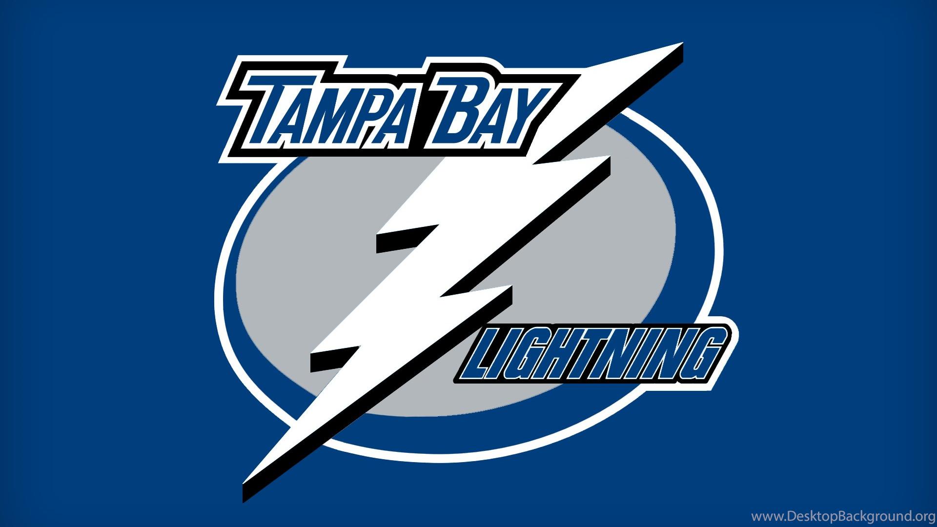 Nhl Tampa Bay Lightning Logo Team Wallpapers Hd Free Desktop