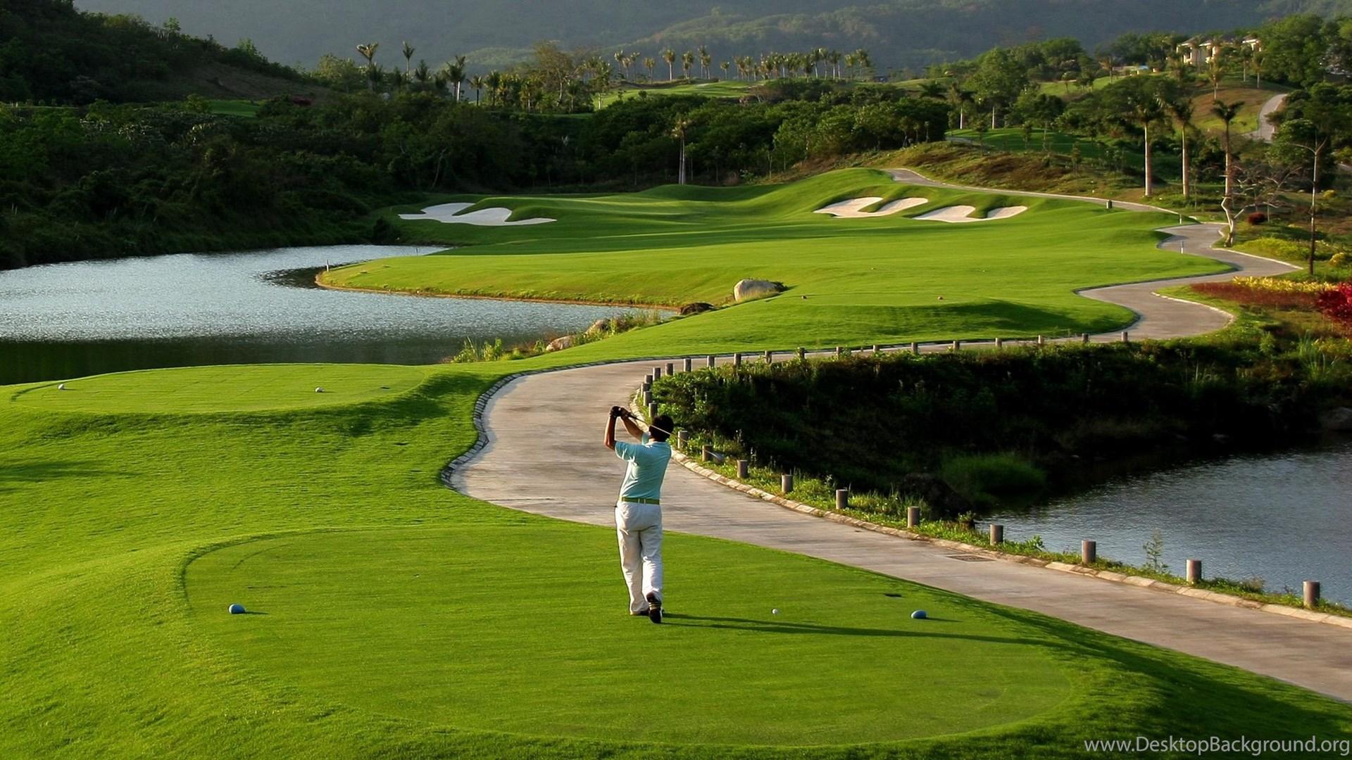 Golf Hd Wallpapers Desktop Background