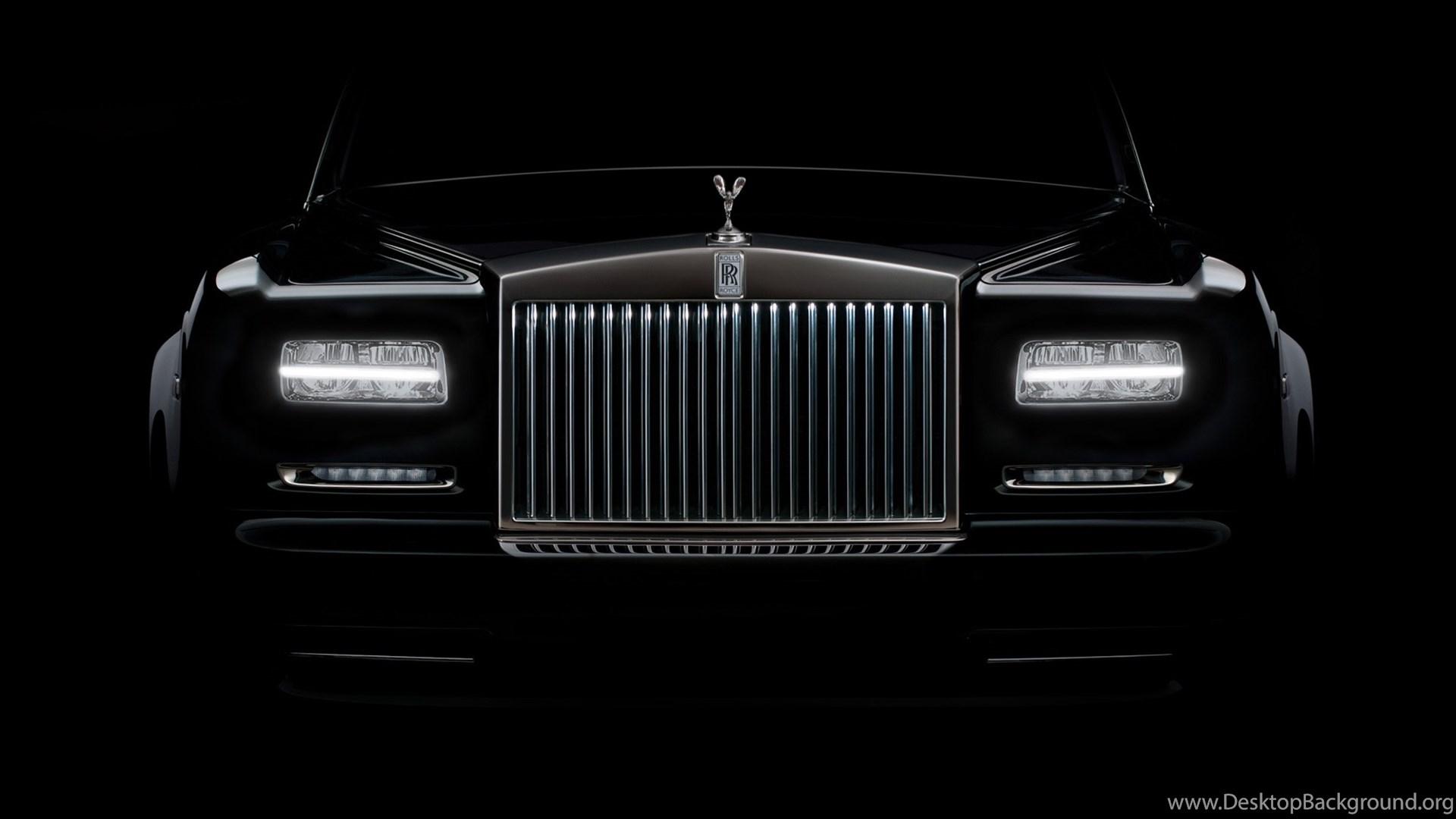 9 Quality Rolls Royce Phantom Wallpapers Cars Desktop Background
