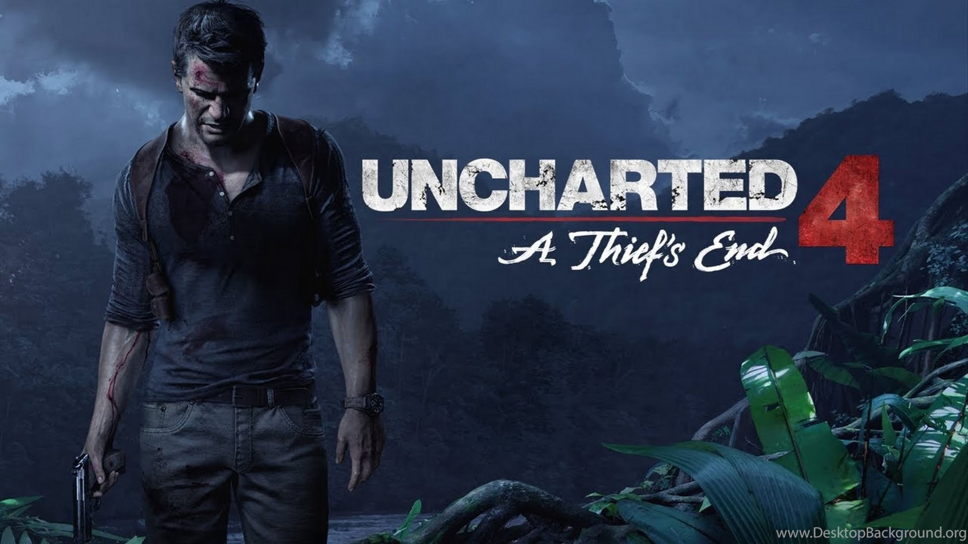 Uncharted 4 A Thief S End Wallpapers Hd Desktop Background