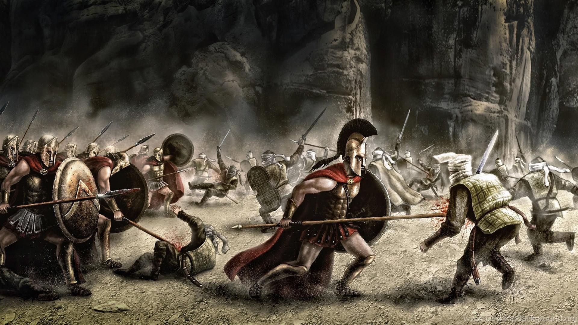 300 spartans wallpaper 1920x1080