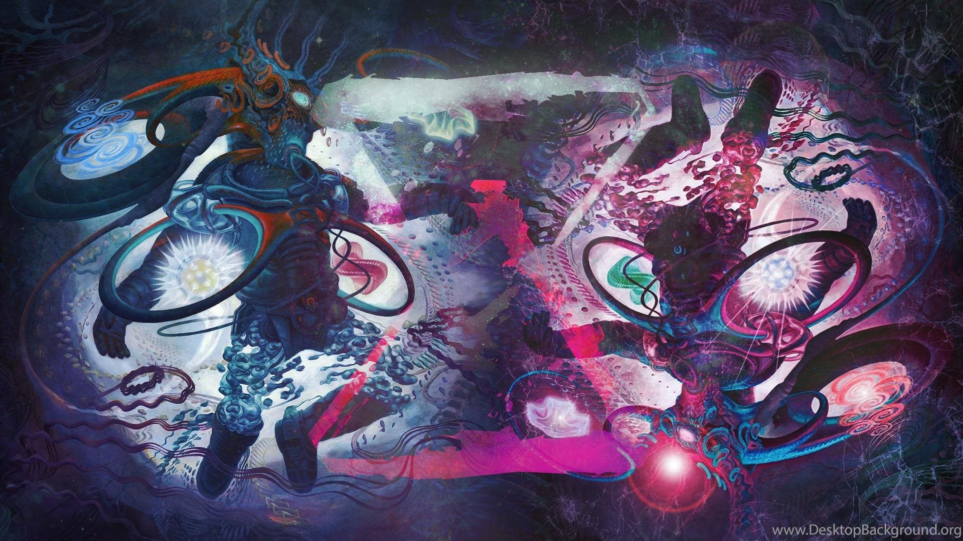 Coheed And Cambria The Afterman Ascension Descension Wallpapers