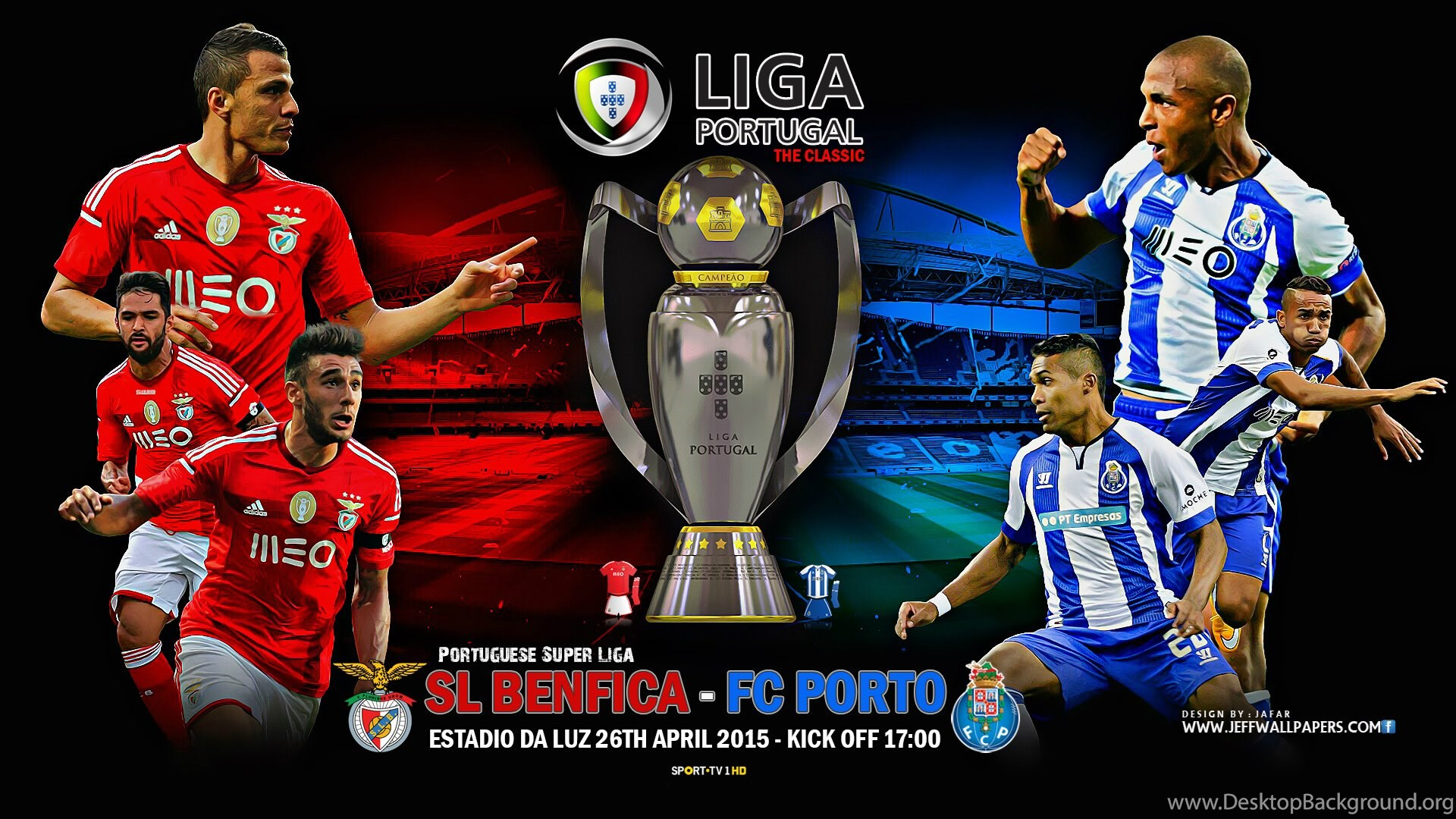 Benfica Vs