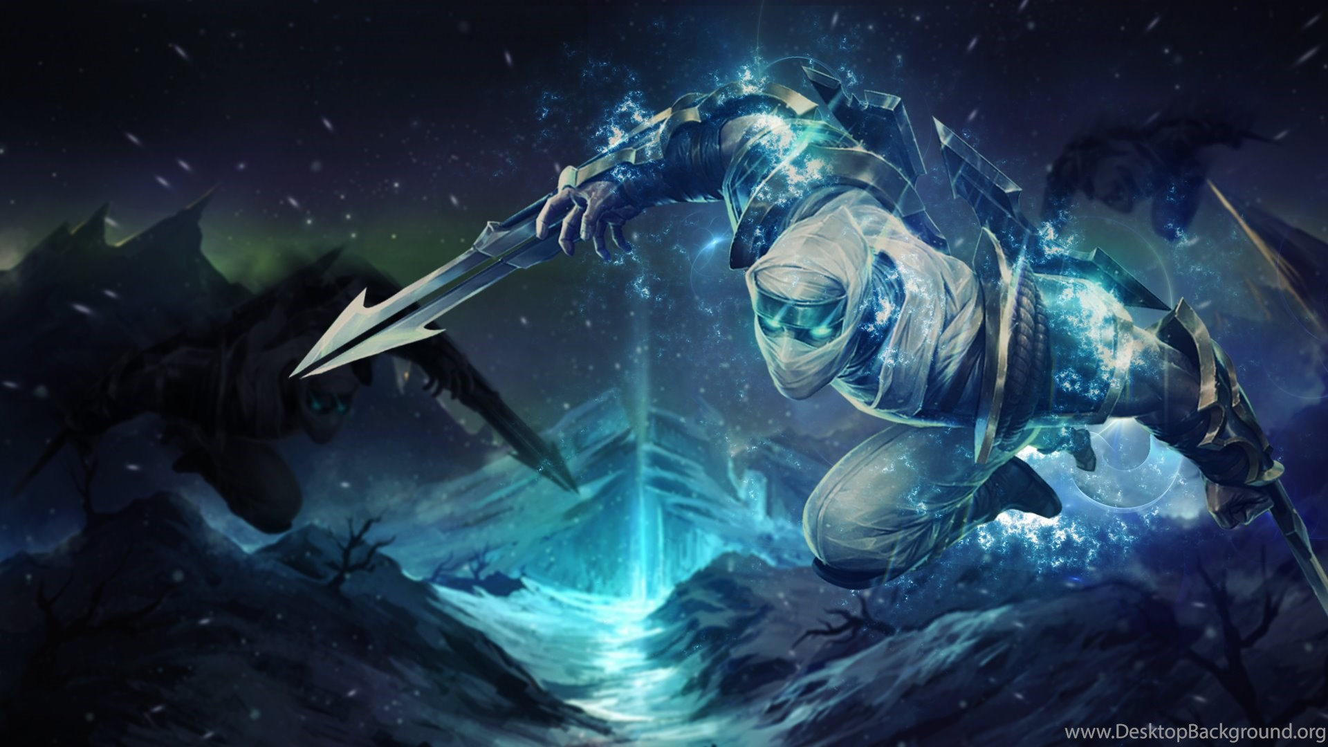 Games Wallpaper League Of Legends Zed Wallpapers Phone Hd Quality Desktop Background