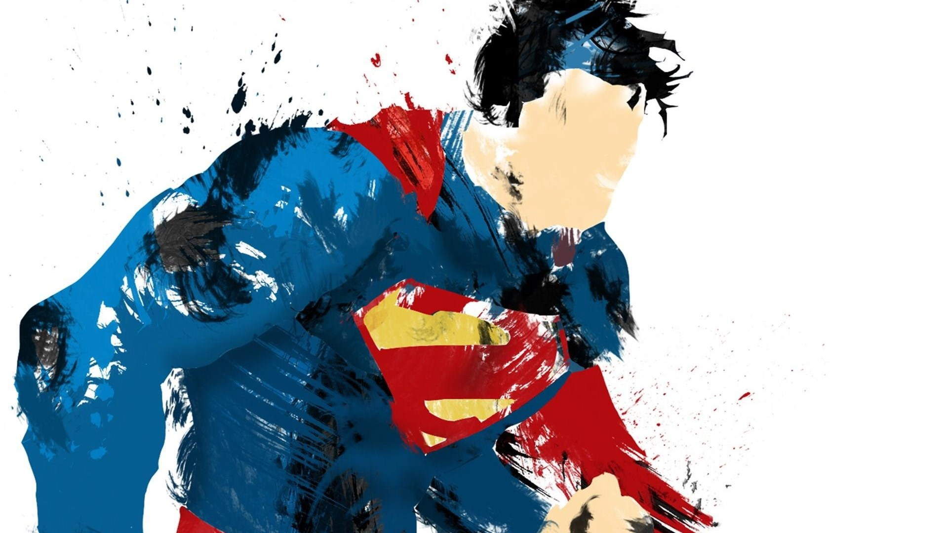 Dc Comics Superman Of Steel The New 52 Desktop Background