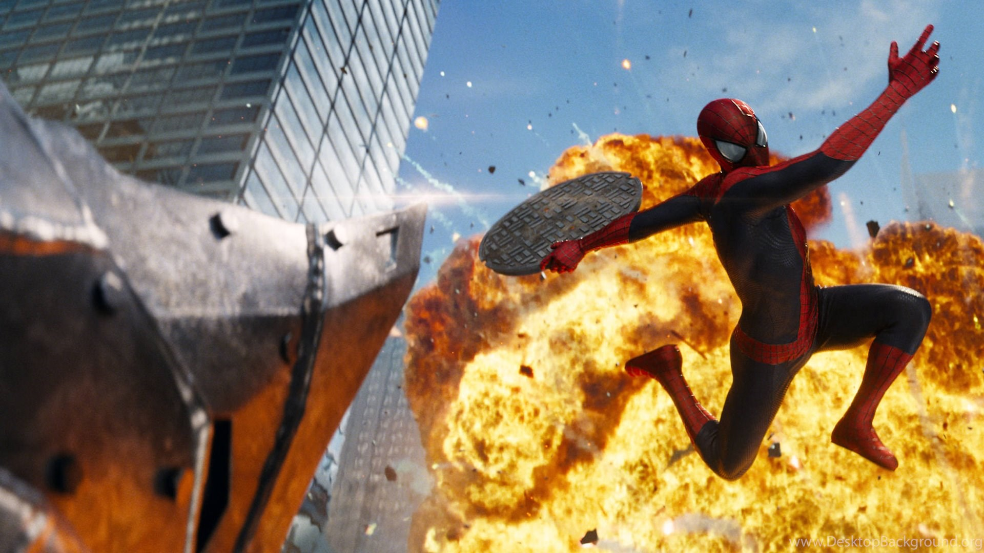 The Amazing Spider Man 2 Wallpapers HD Desktop Background