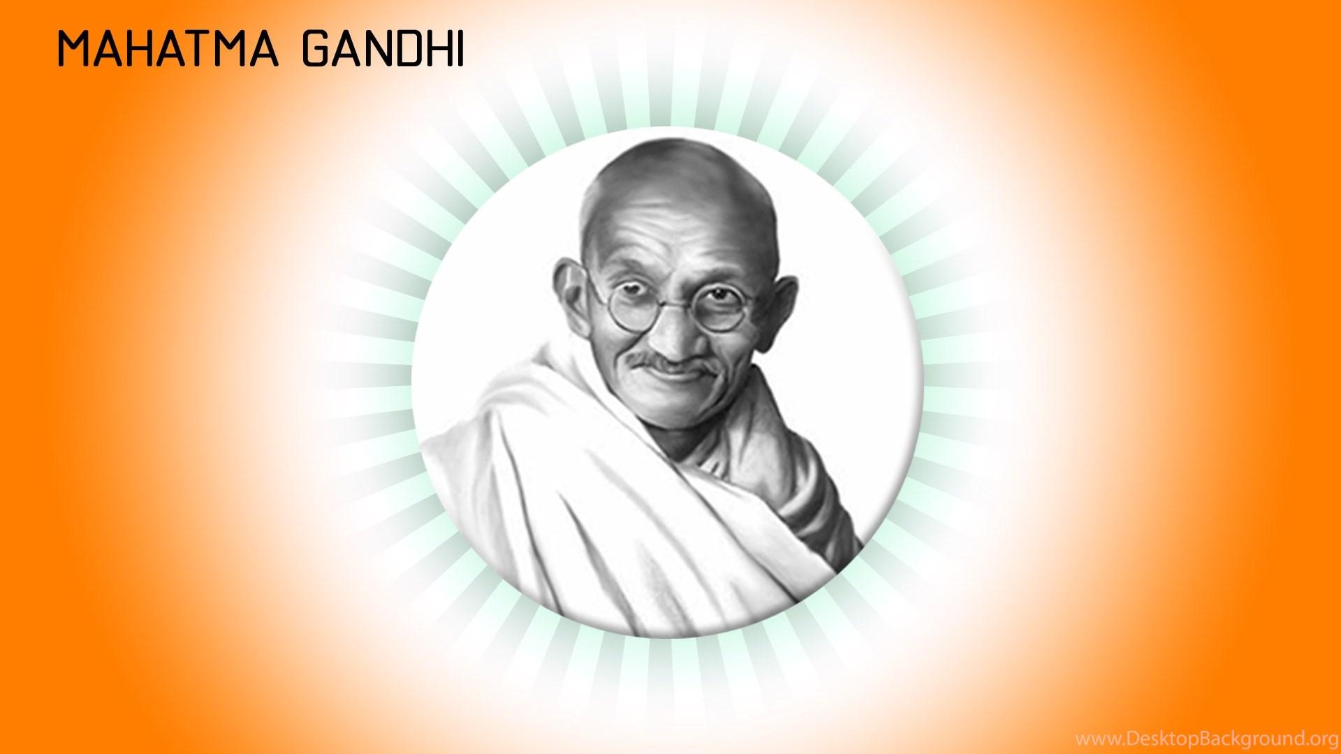 mahatma gandhi indian flag hd wallpapers desktop background