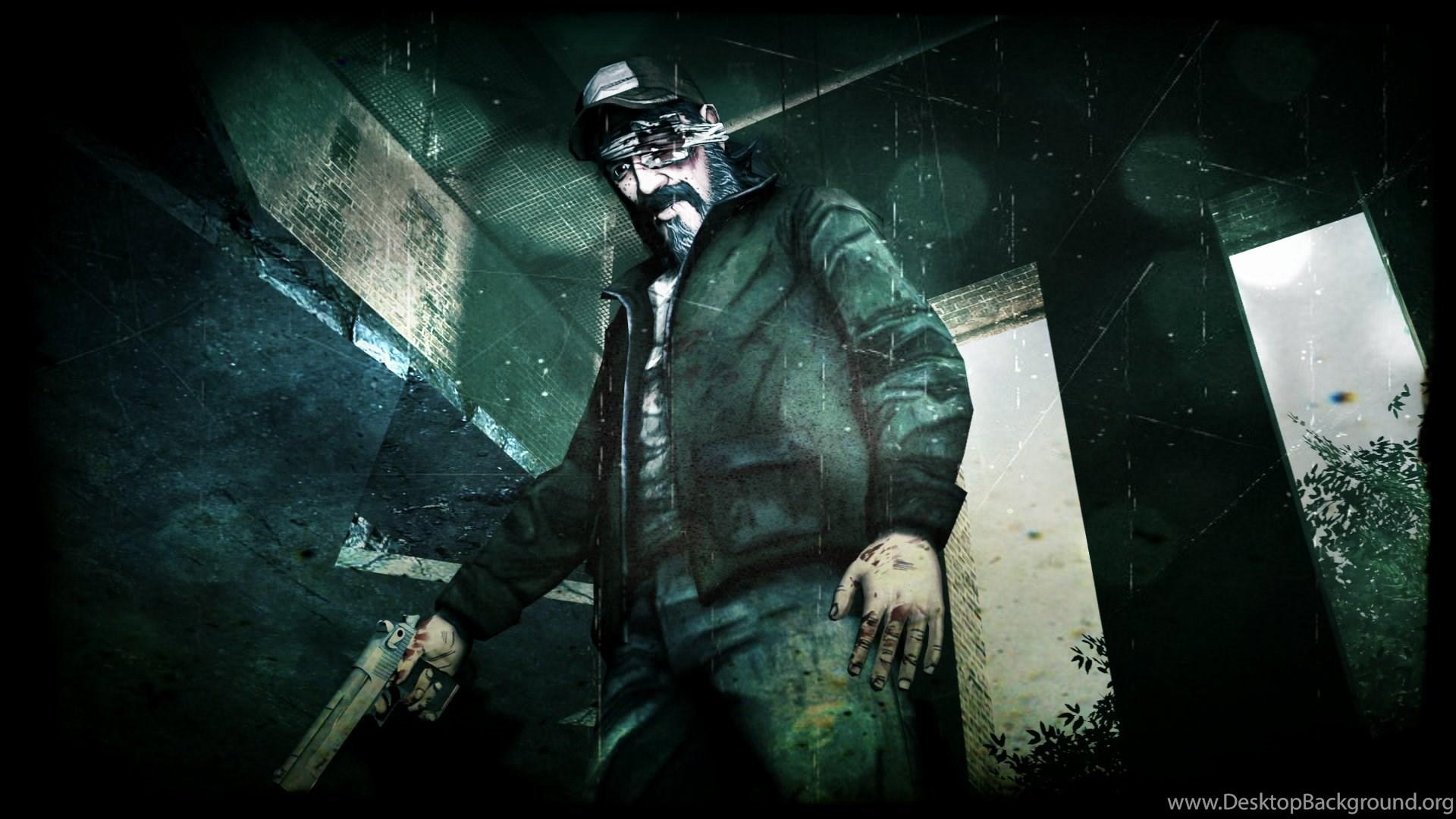 The Walking Dead Wallpapers Kenny Desktop Background
