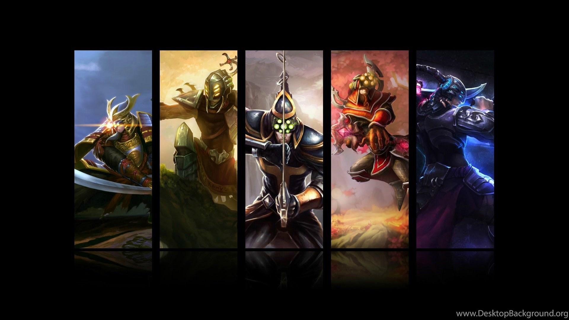 27 Master Yi League Of Legends Hd Wallpapers Desktop Background