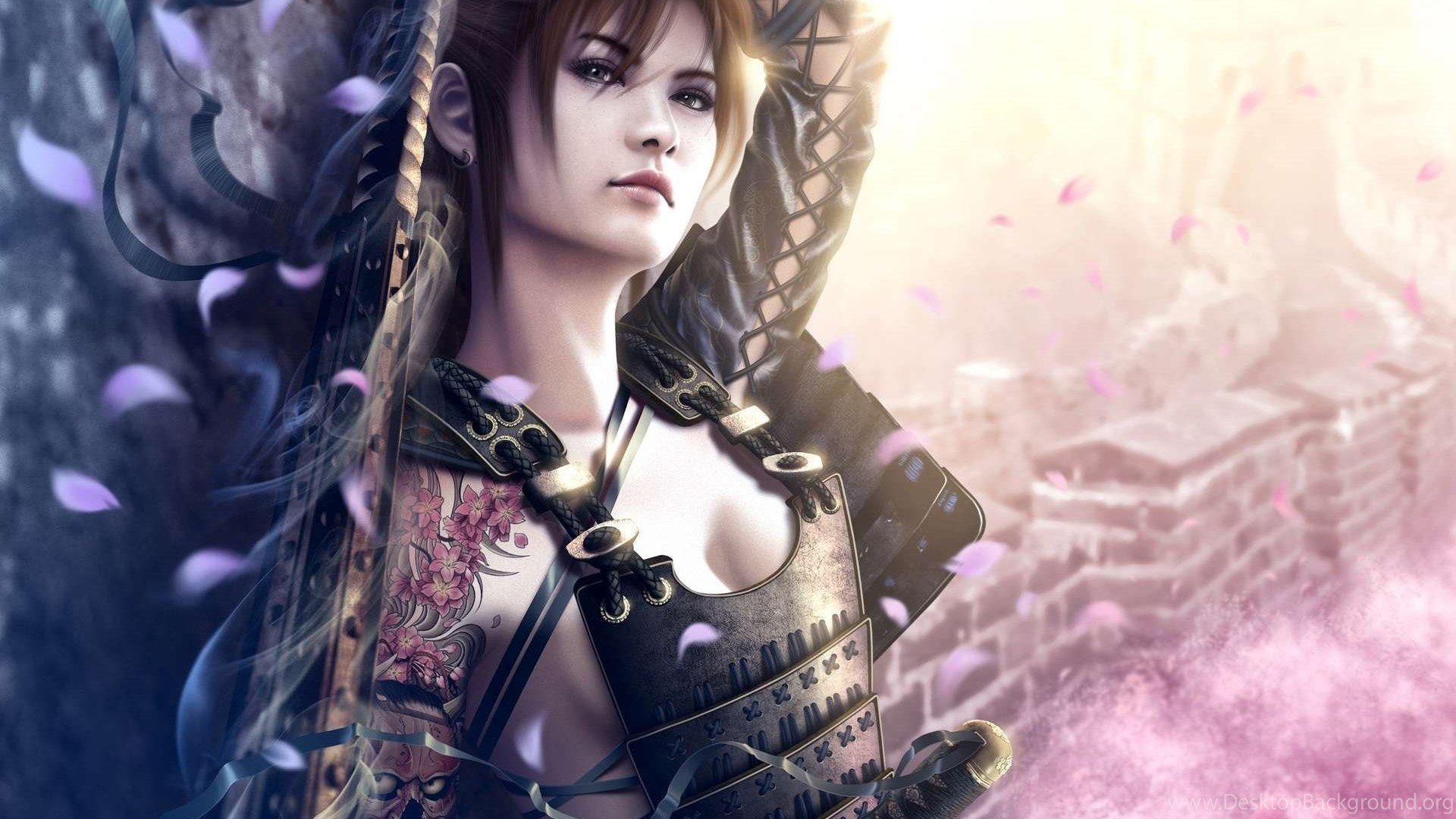 fantasy girls hd wallpapers desktop background
