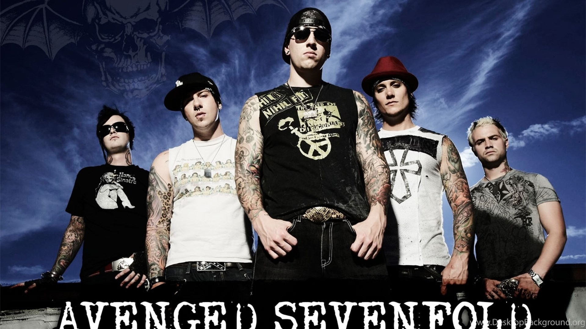 Download Wallpapers 2560x1920 Music Avenged Sevenfold