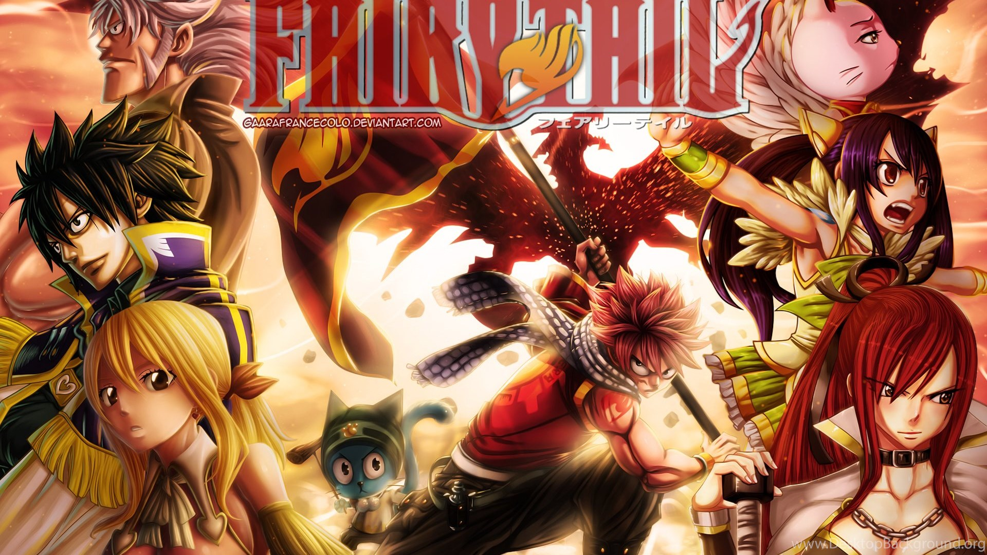 Search Results For Fairy Tail Guild Hd Wallpapers Desktop Background