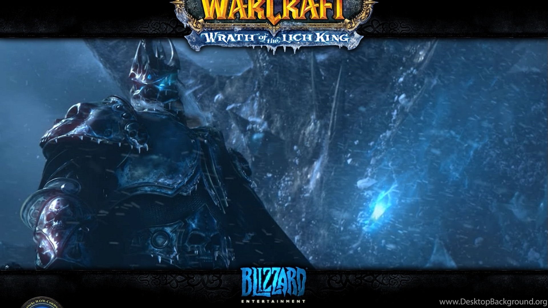 Wrath Of The Lich King Wallpapers World Of Warcraft Die Wow