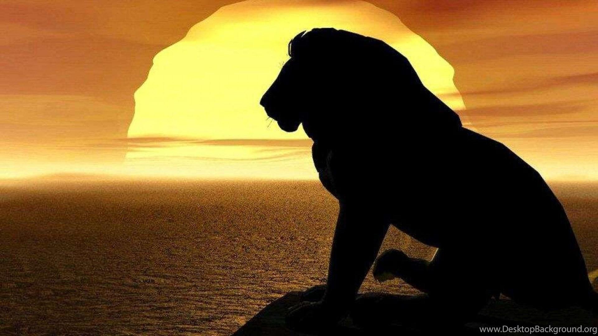 Black Lion Hd Wallpapers Download Desktop Background