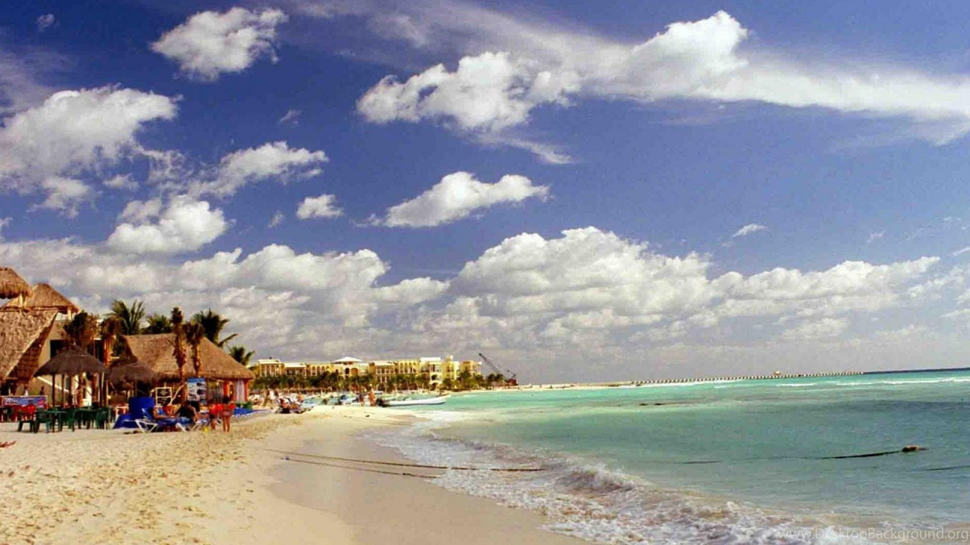 Cancun Mexico Weather Wallpapers Desktop Background