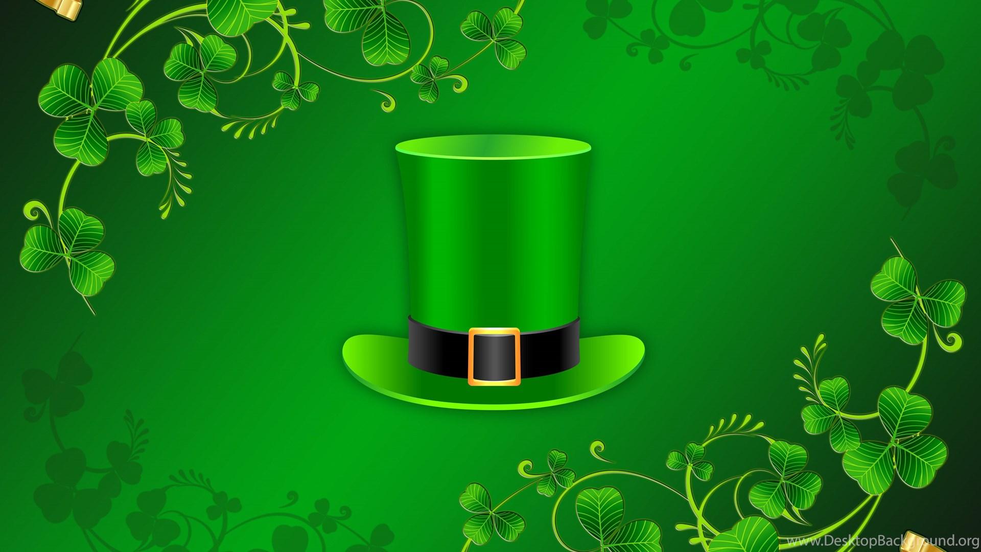 St Patrick's Day Bing Images Desktop Background