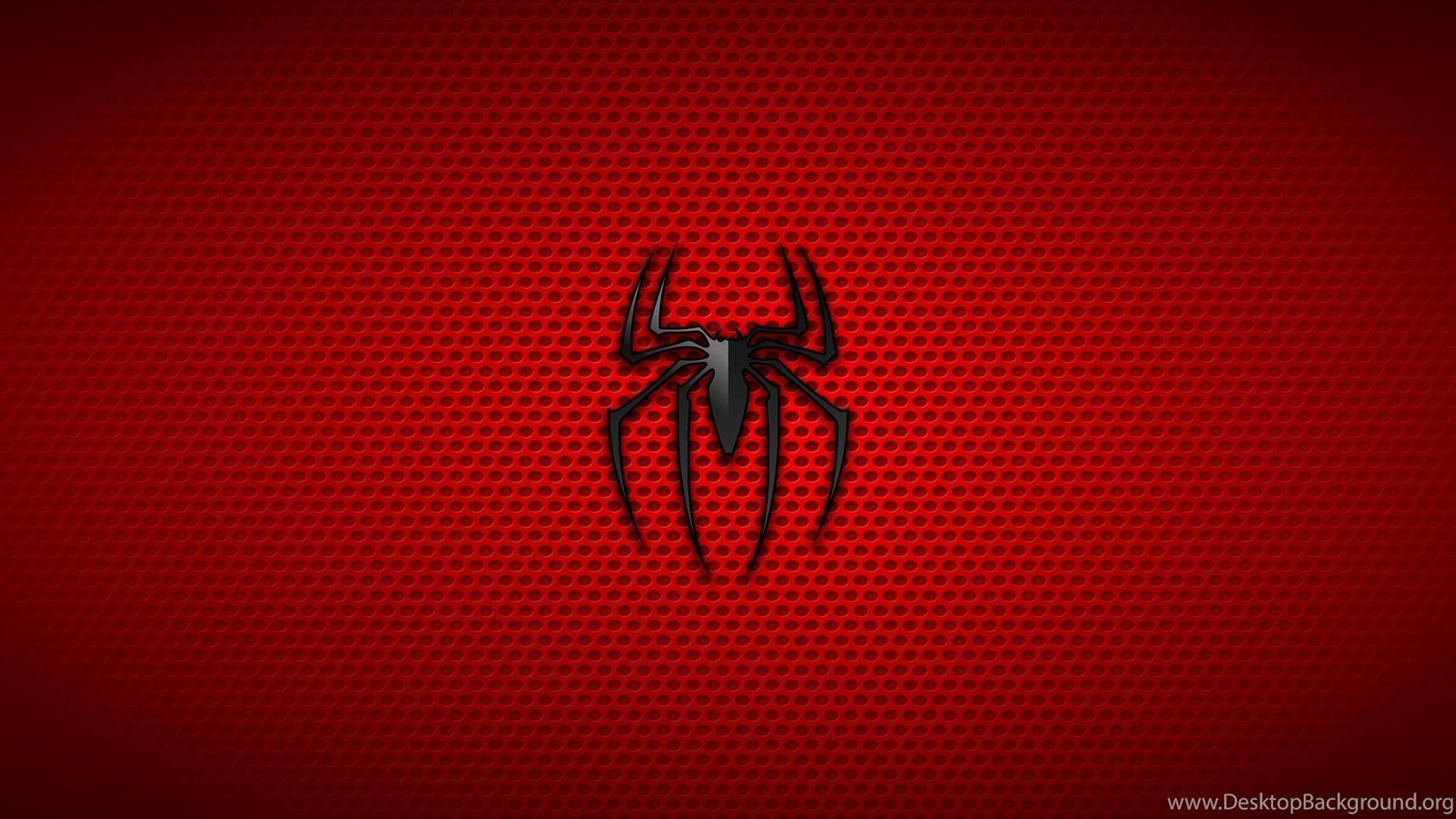 Spiderman Logo Hd Pc Wallpapers 260 Hd Wallpapers Site Desktop