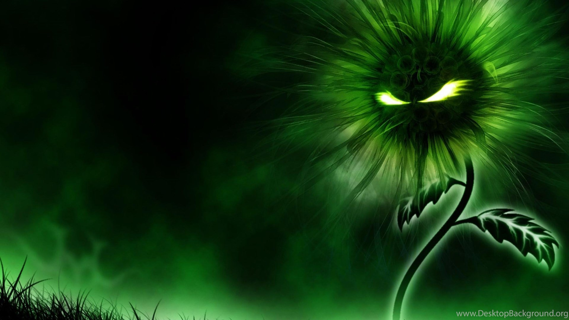 High Resolution Abstract Wallpaper: Green High Quality Resolution Wallpapers : Abstract