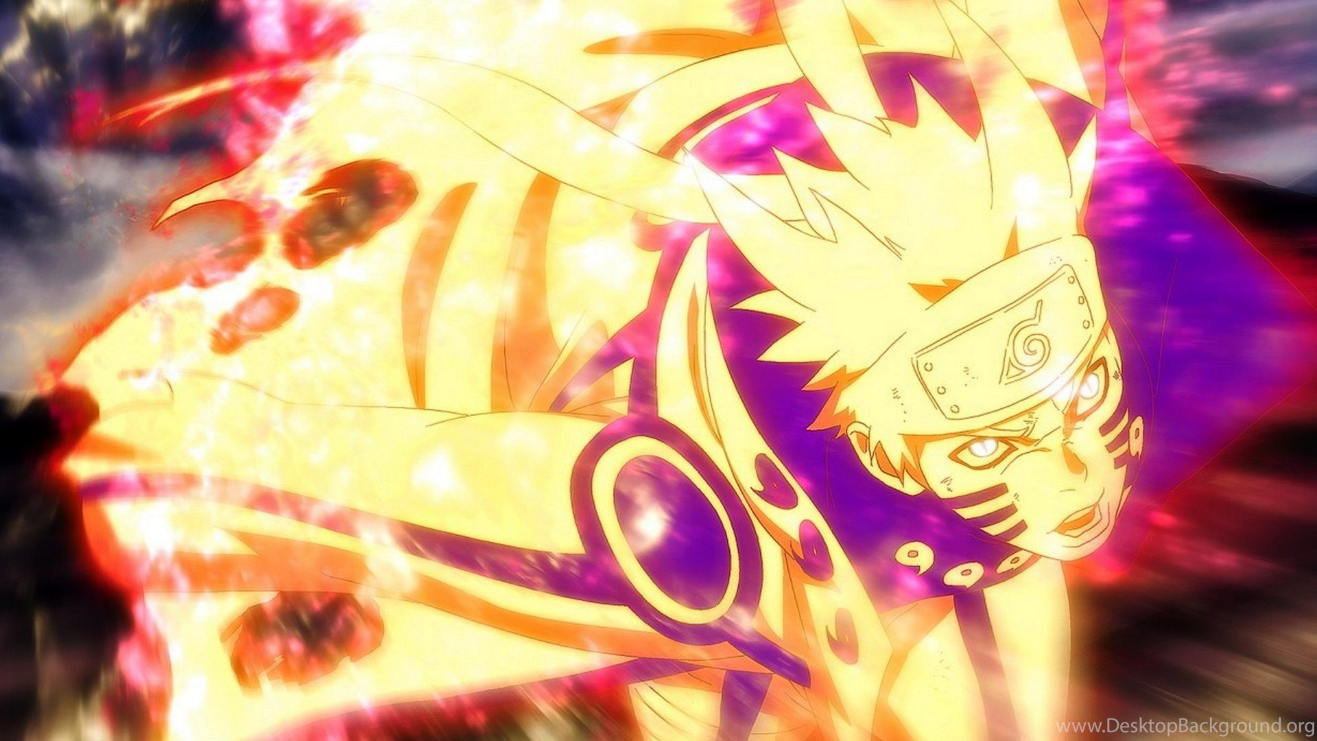 Hd Great Naruto Shippuden Wallpapers For Desktop Full Size