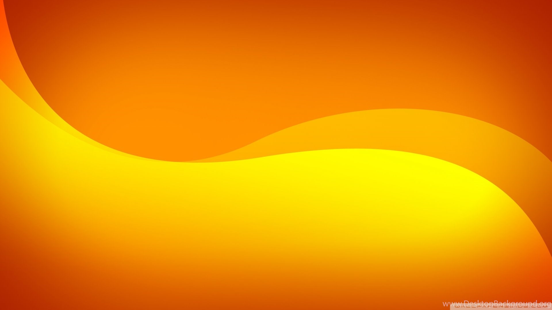 Orange Color HD Desktop Wallpapers : Widescreen : High