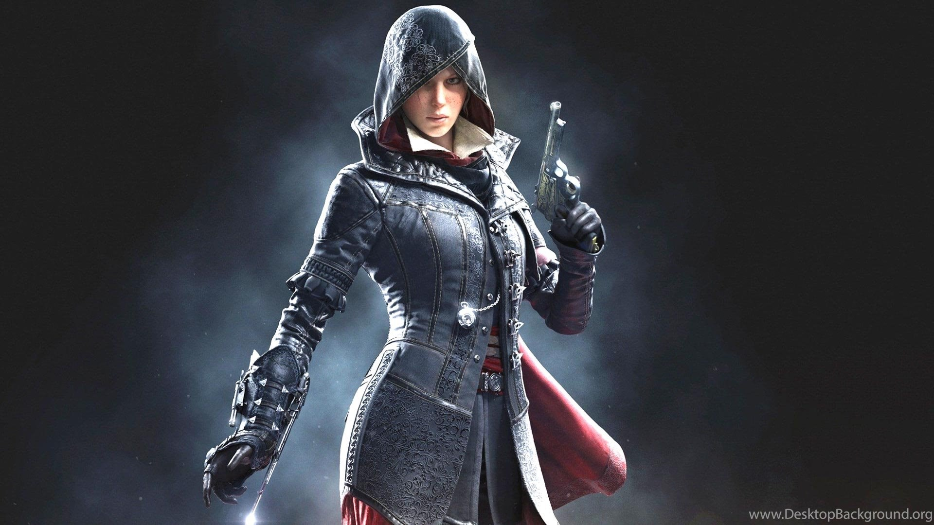 Assassin S Creed Syndicate Evie Frye Wallpapers Free Full Hd