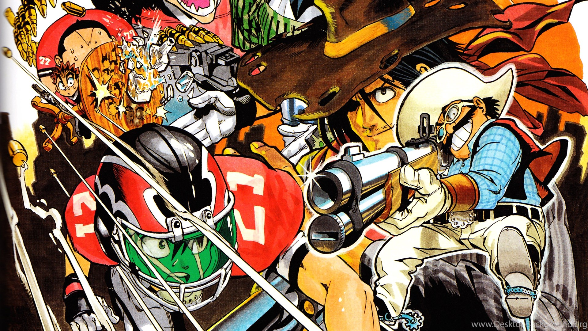 Eyeshield 21 Zerochan Anime Image Board Desktop Background