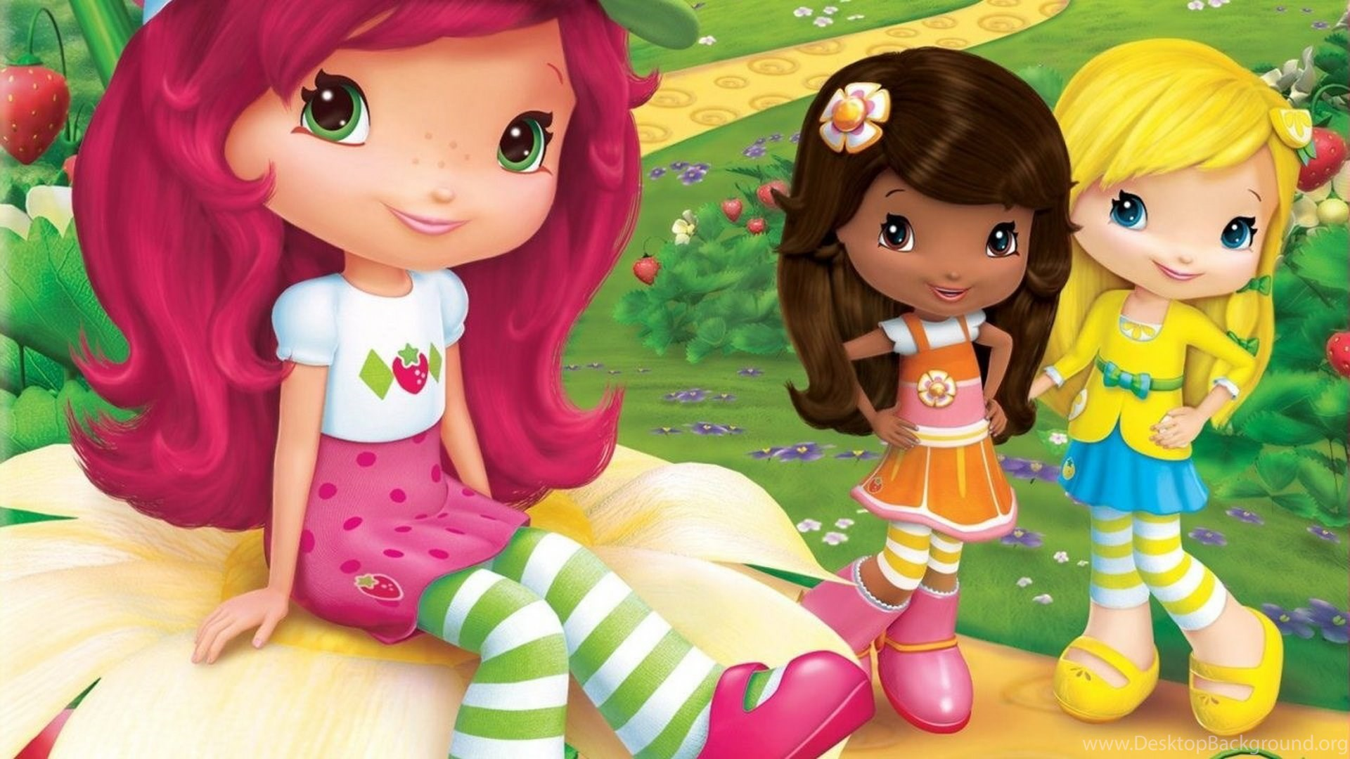 Since her creation in 1980Strawberry Shortcake has grown and evolved in the kids entertainment space and Its dolls to be a popular item in the toy aisle