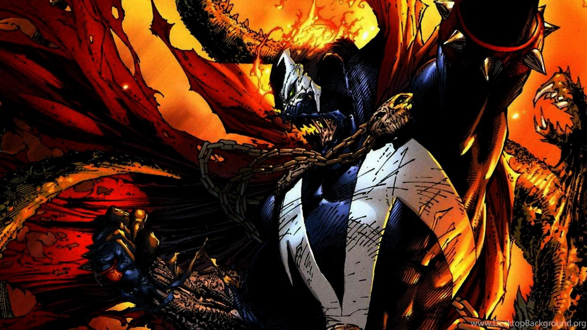 Spawn Wallpaper Hd 1920x1080: Spawn Wallpapers High Quality Desktop Background