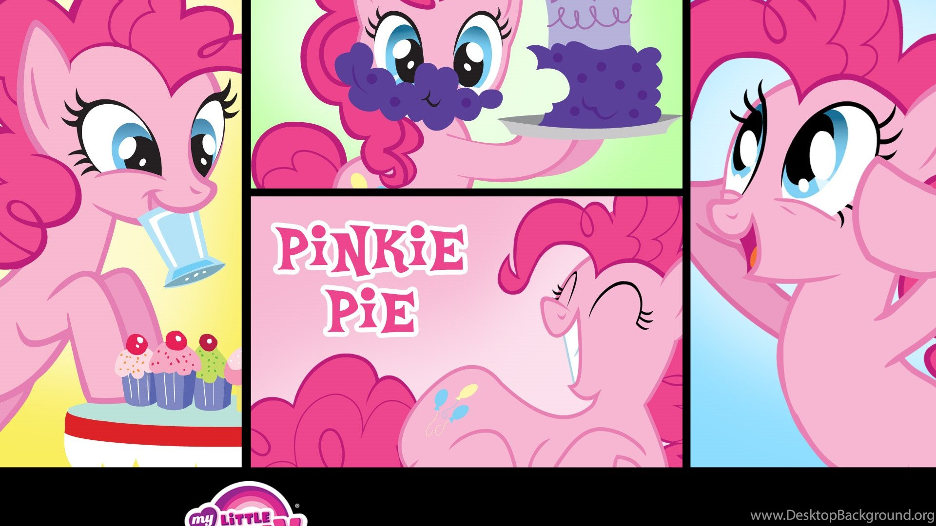 Image Pinkie Pie Wallpapers From Hub Network Jpg My Little Pony