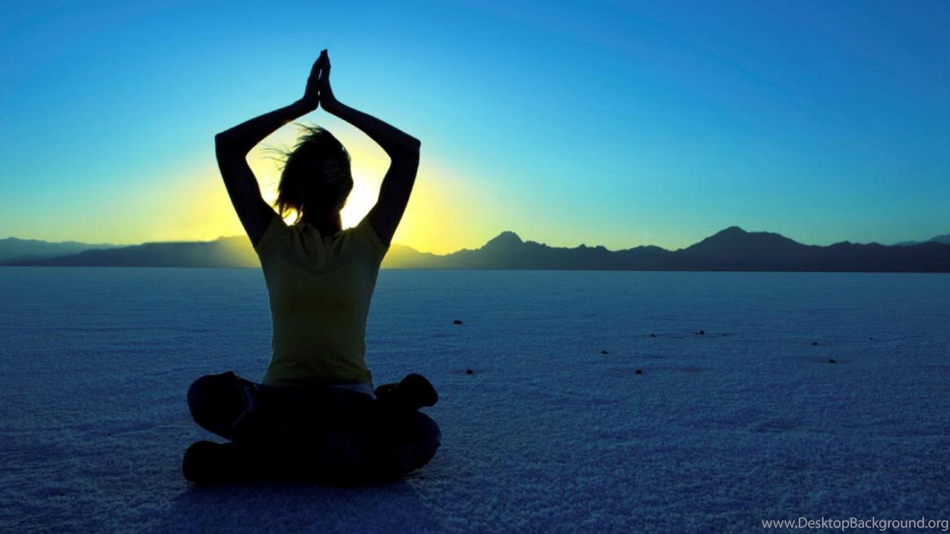 Yoga Wallpaper Desktop Background