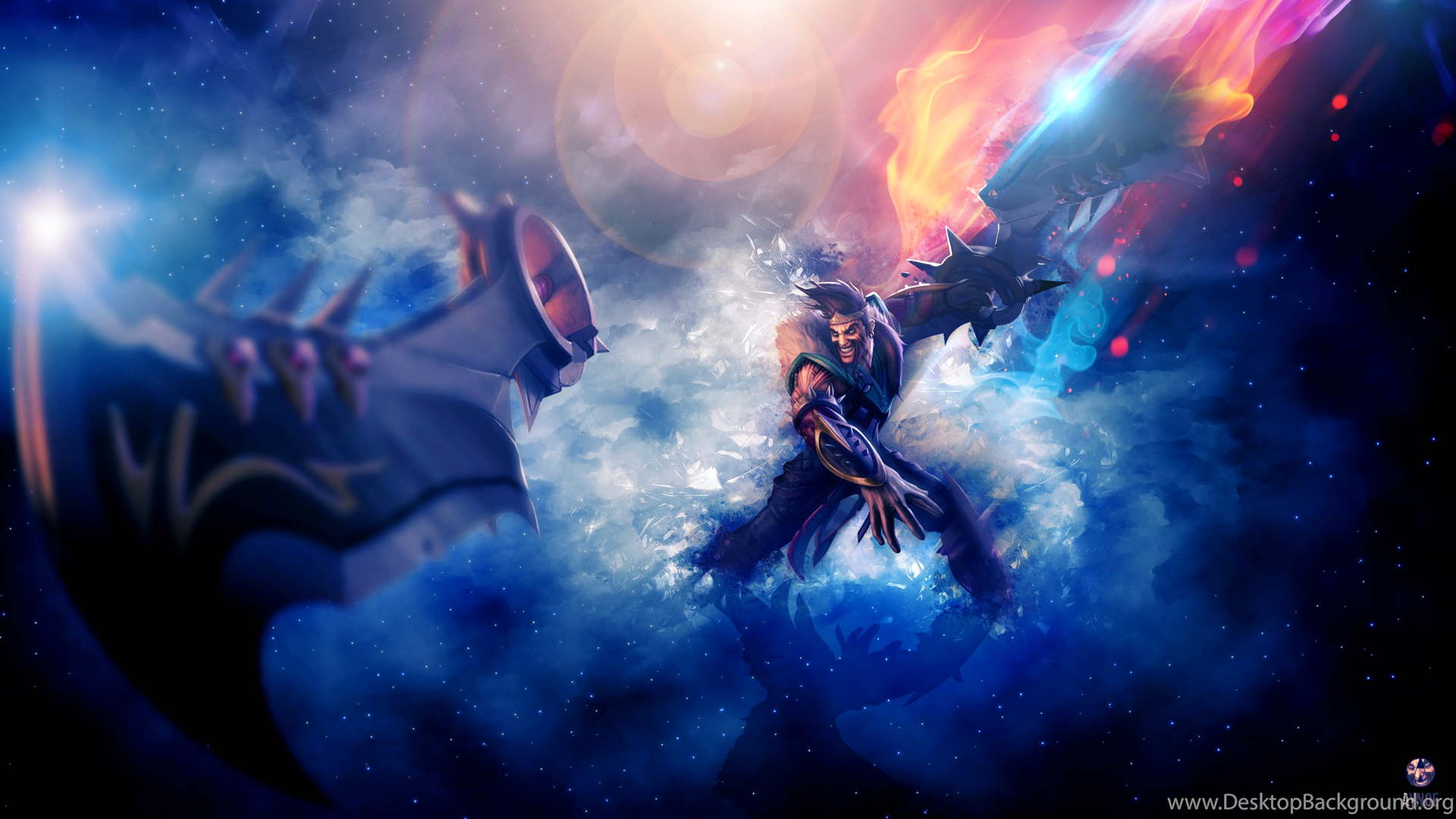 League Of Legends Varus Wallpapers Wide Games Wallpapers Kokean