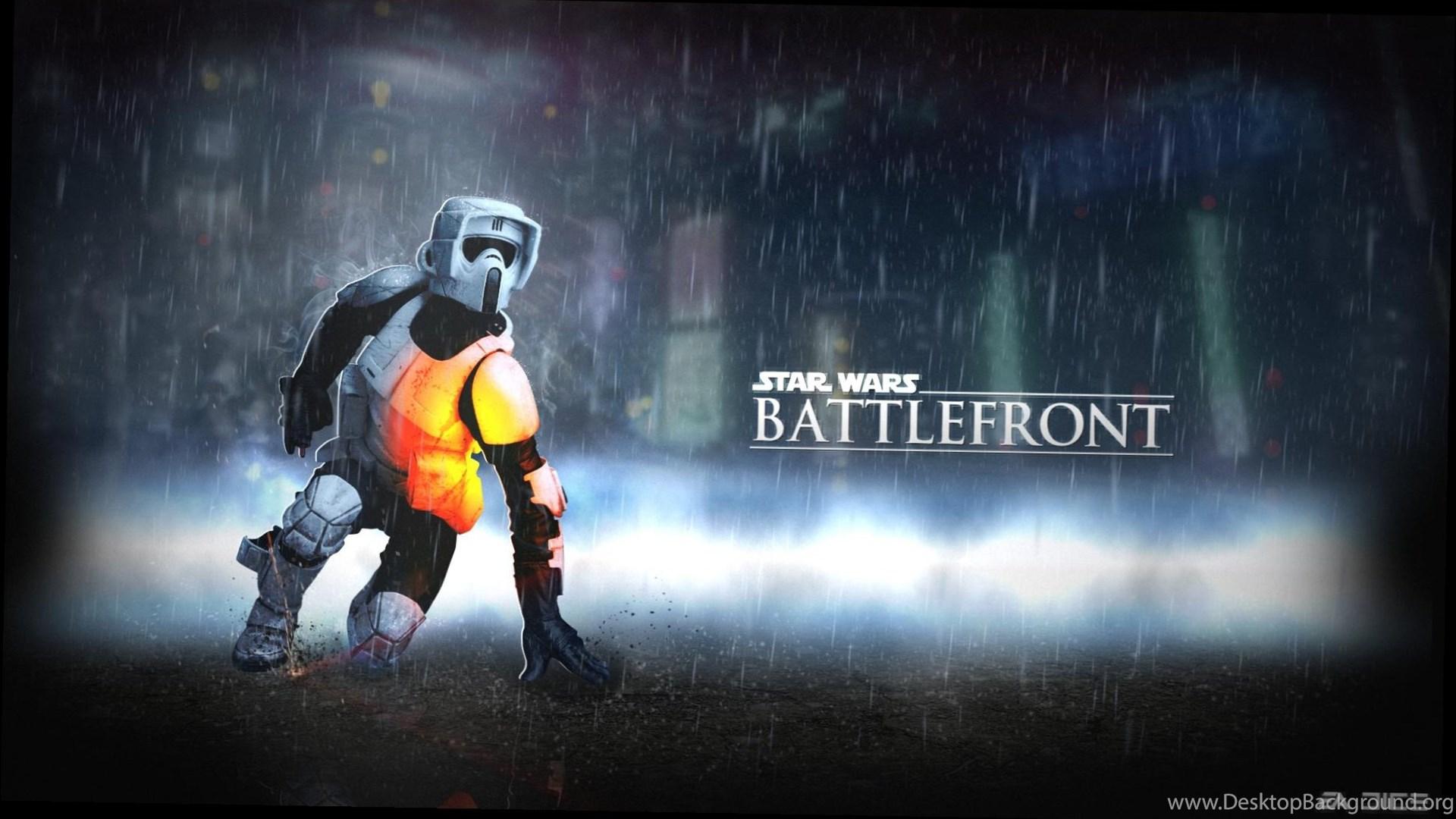 Star Wars Battlefront 2 Wallpapers Desktop Background