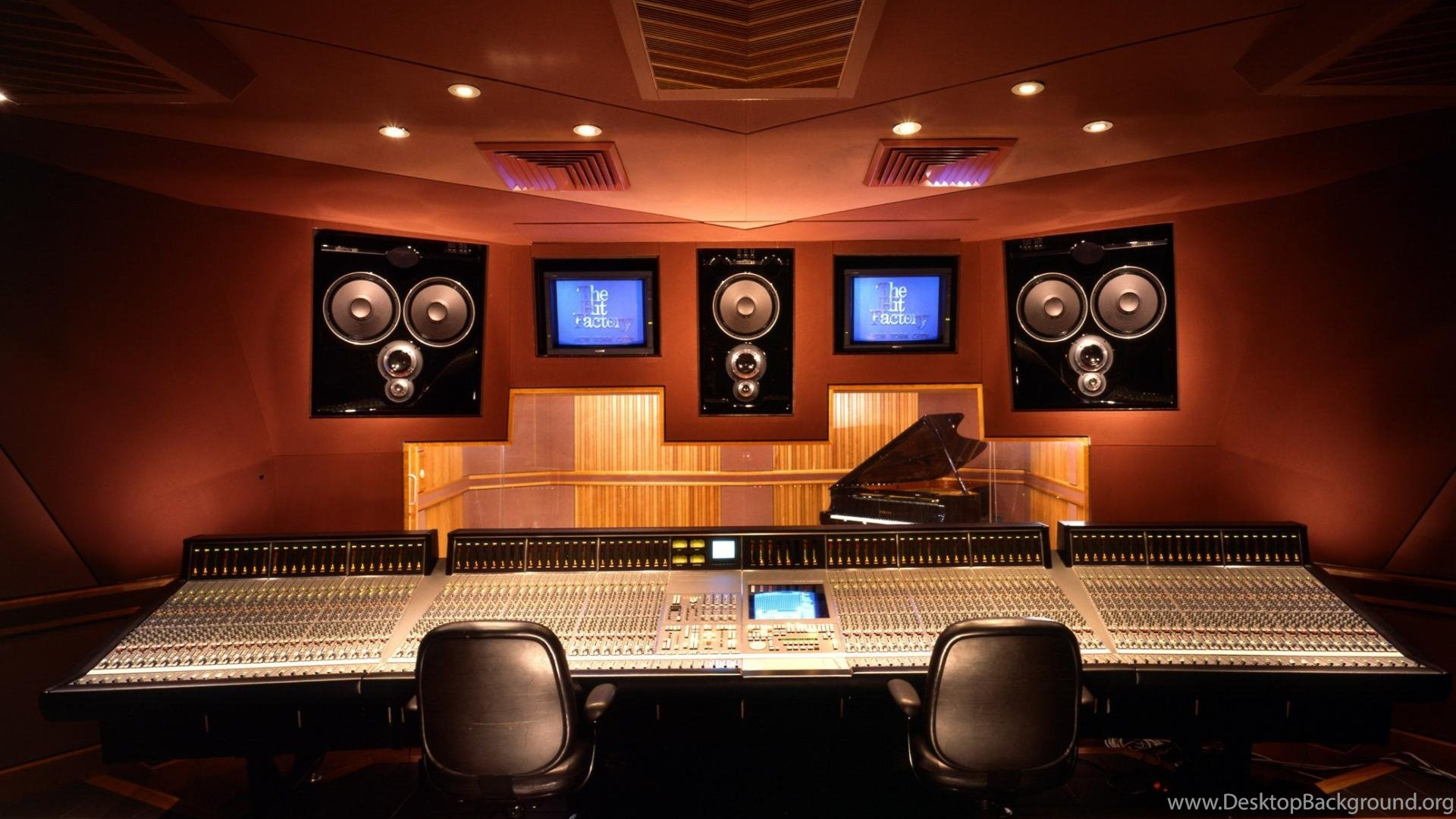 Recording Studio Music HD Wallpapers Wallpapers ( Desktop