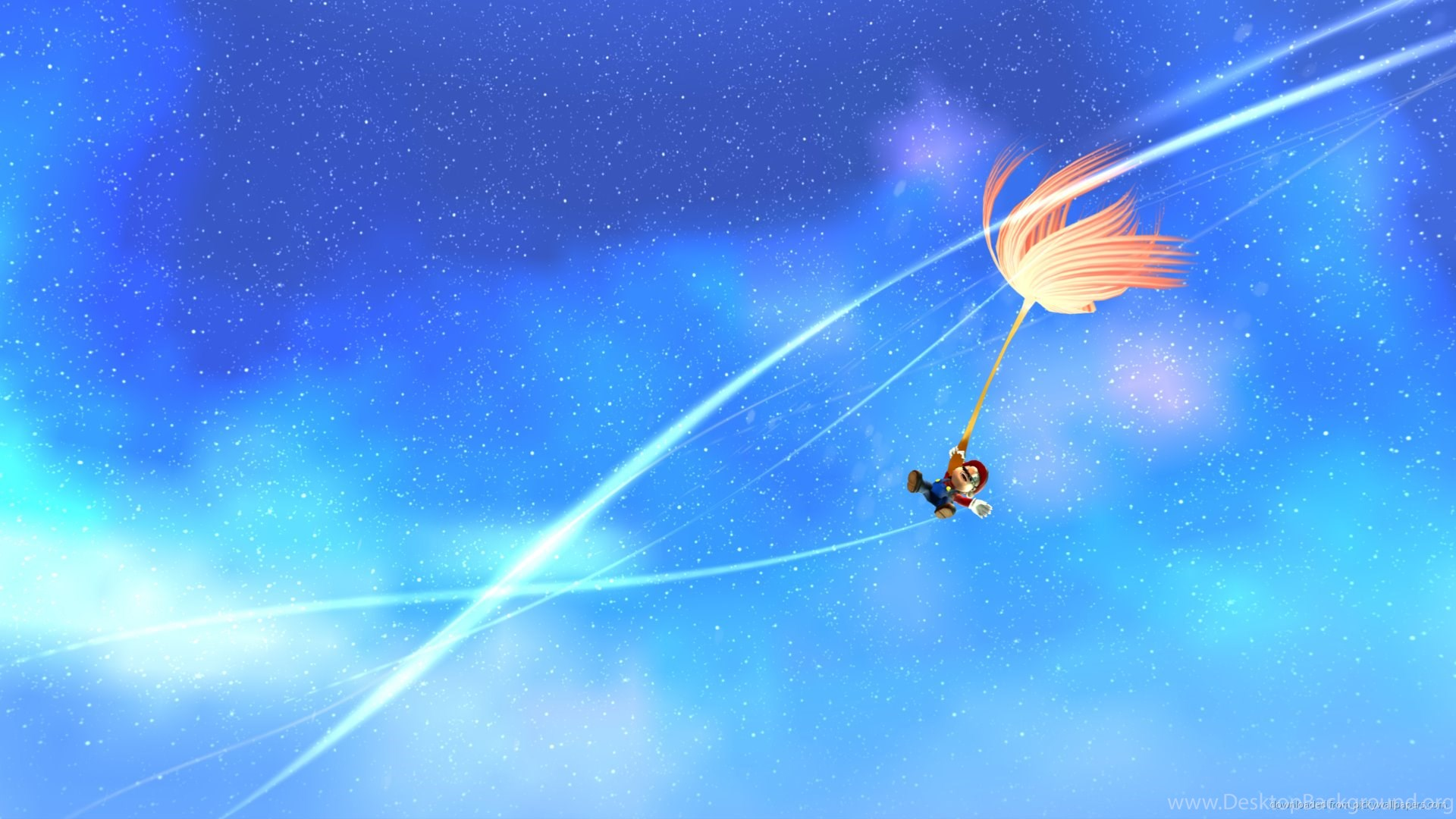 Super mario galaxy wallpapers hd desktop background - Supercar wallpaper hd for android ...