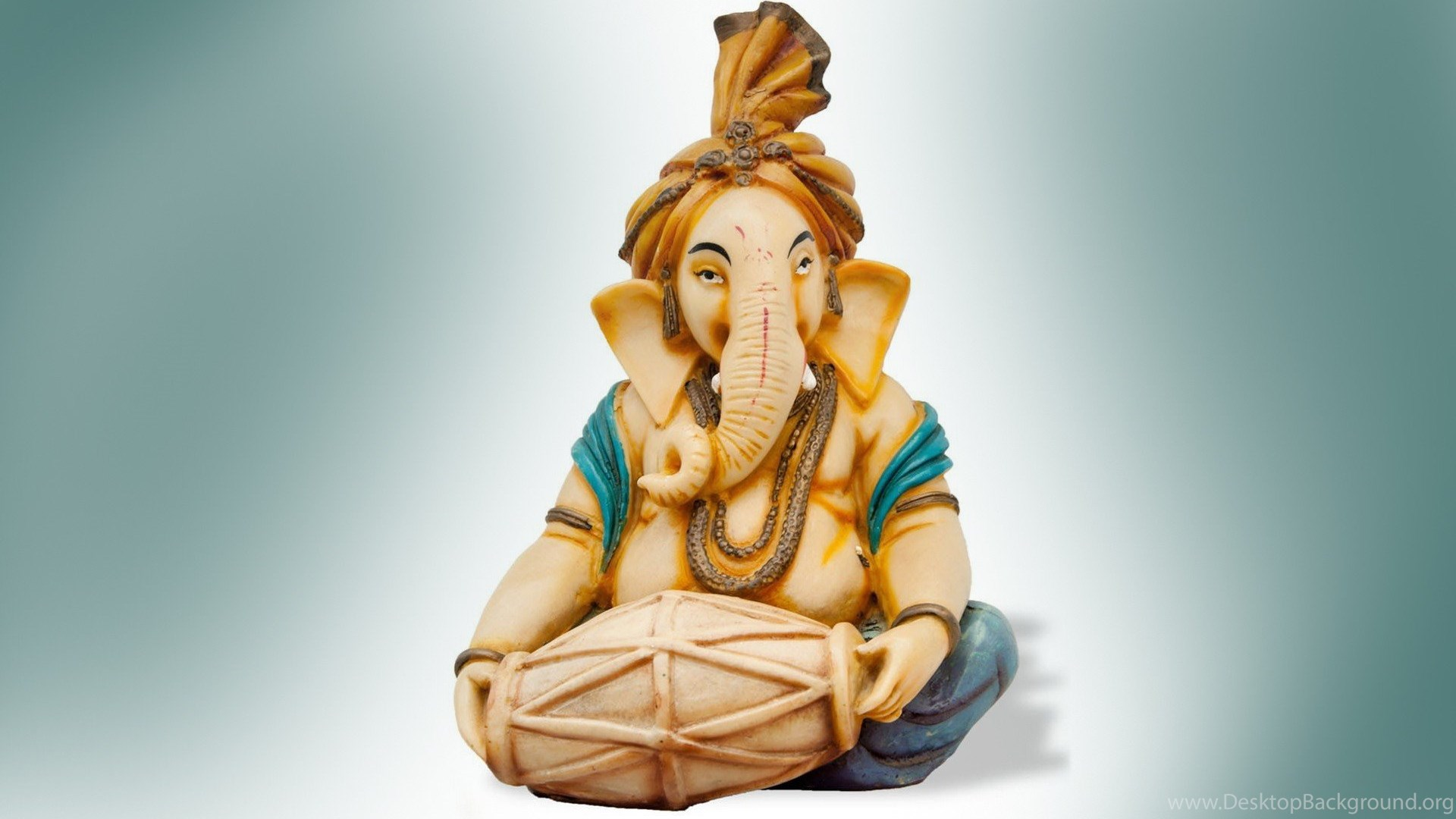 God Ganesh Music Hd Wallpapers Desktop Background