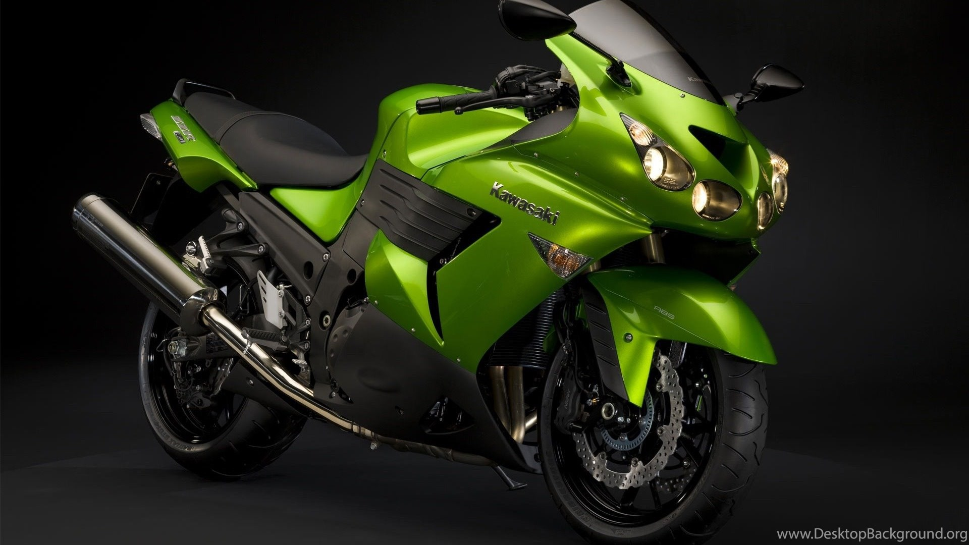 Kawasaki Ninja Logo Wallpapers Image Desktop Background