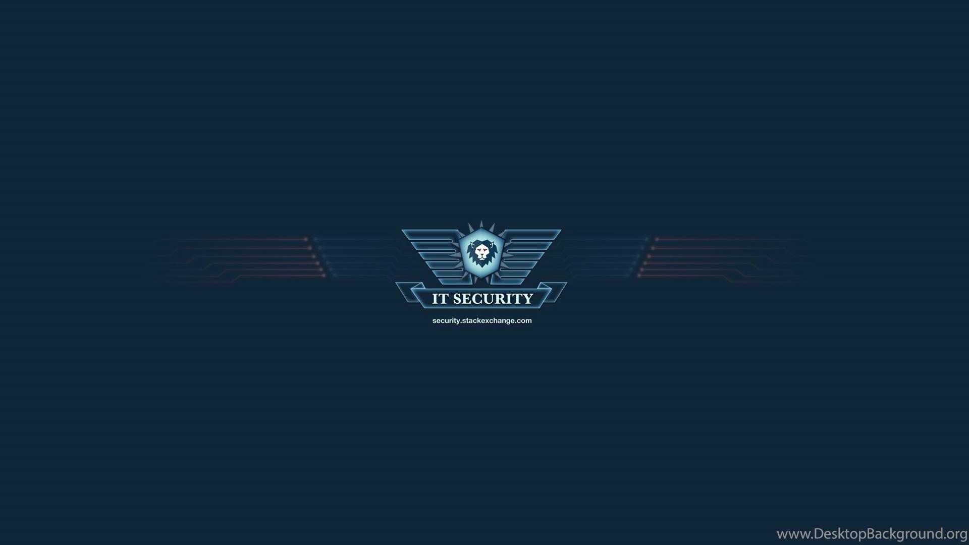 IT Security SE Logo Wallpapers Information Meta Stack