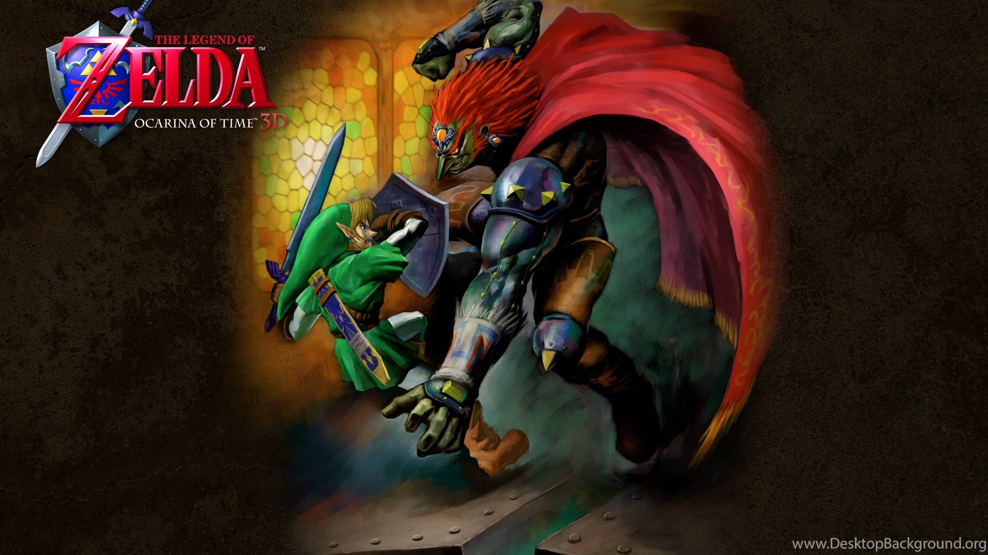 Ocarina Of Time 3d Wallpapers Wallpapers Zone Desktop Background