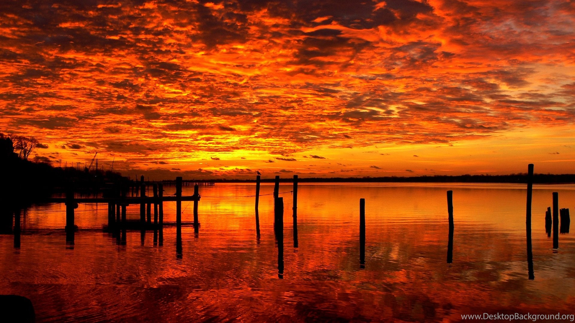Hd dramatic sunrise wallpapers desktop background - Dramatic wallpaper ...