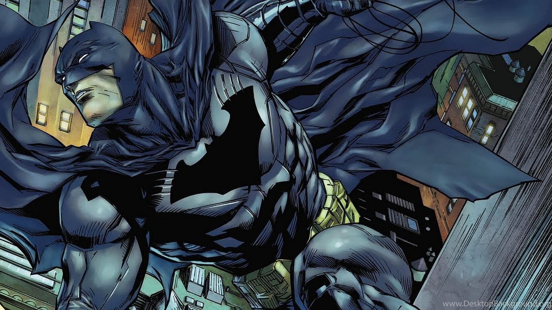 Batman Comic Wallpapers Hd