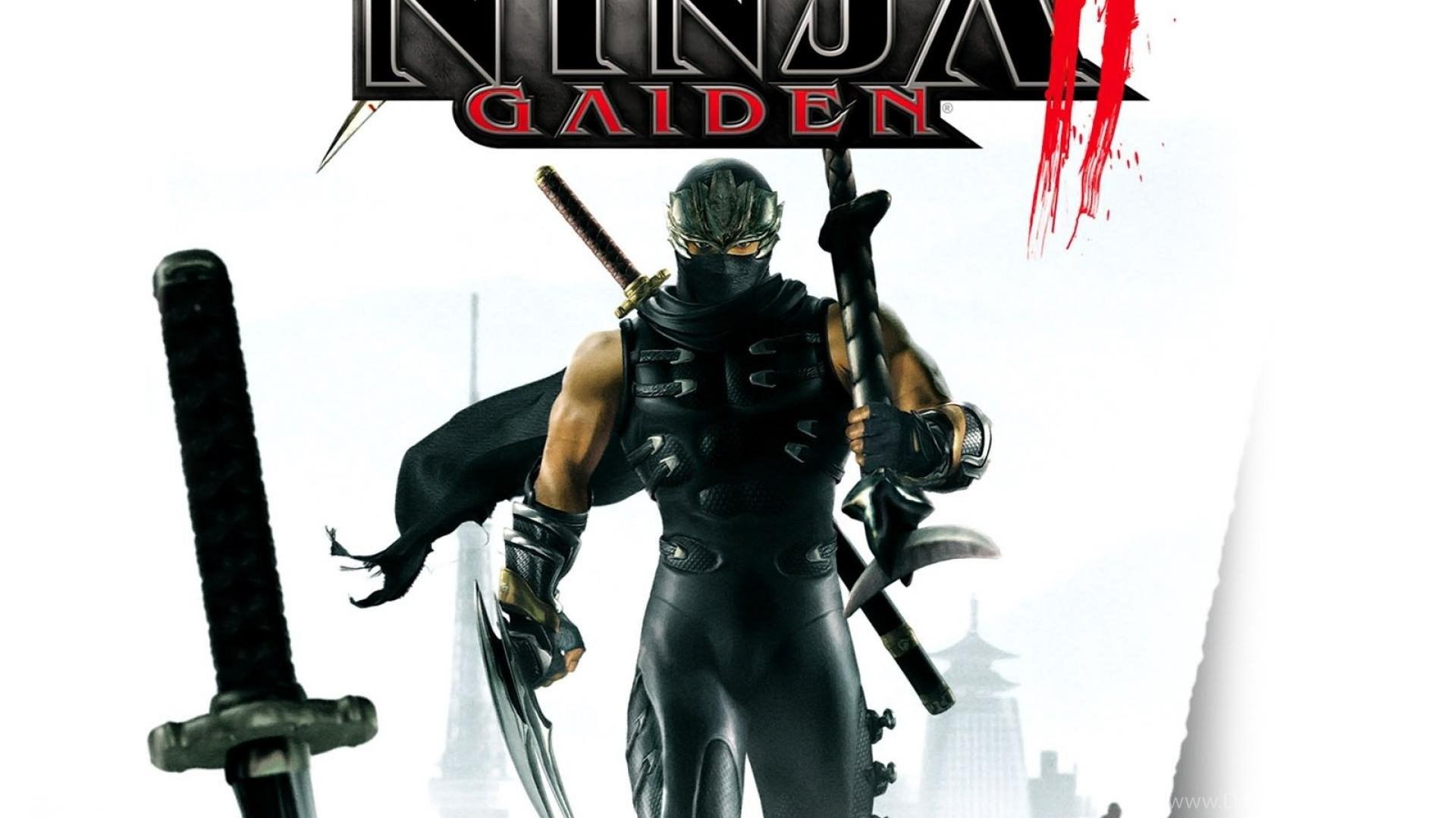 ninja gaiden ii video games hd wallpapers ( desktop background